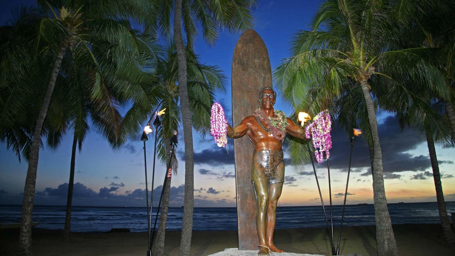 Waikiki Beach Oahu Hawaii | Hawaii HD Wallpapers Episode 1 | High  Definition Wallpapers