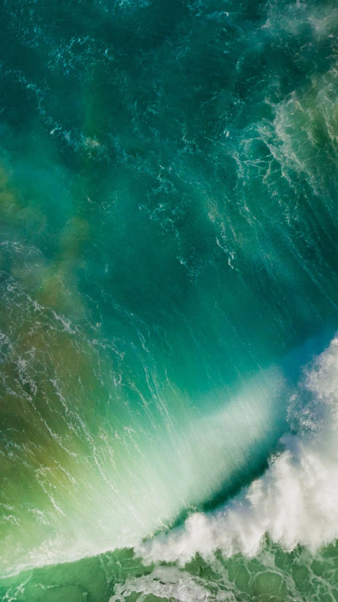 Sea green wallpaper