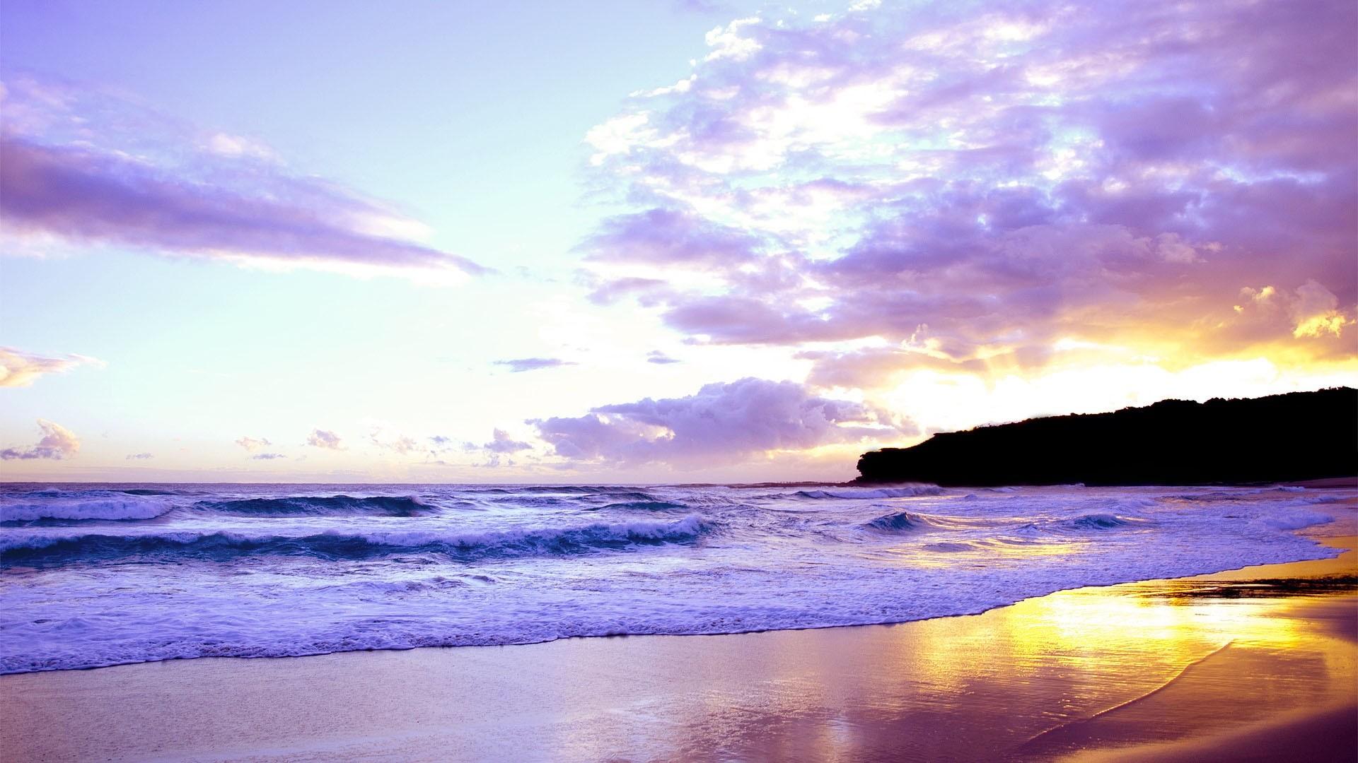 Panoramic Beach Wallpapers High Resolution