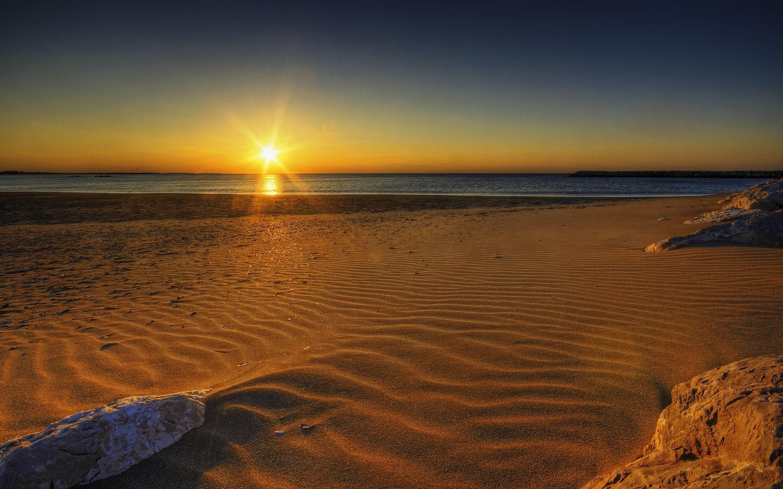 Beach Sunrise Wallpaper Desktop Images 6 HD Wallpapers | Eakai.