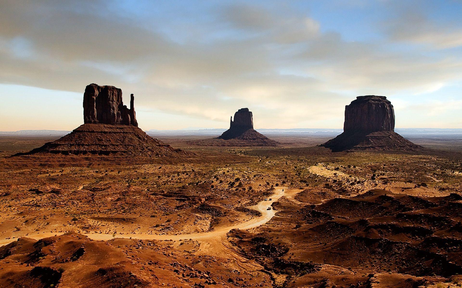 Santa Fe New Mexico Landscape   Desert Arizona Sunset HD Wallpaper