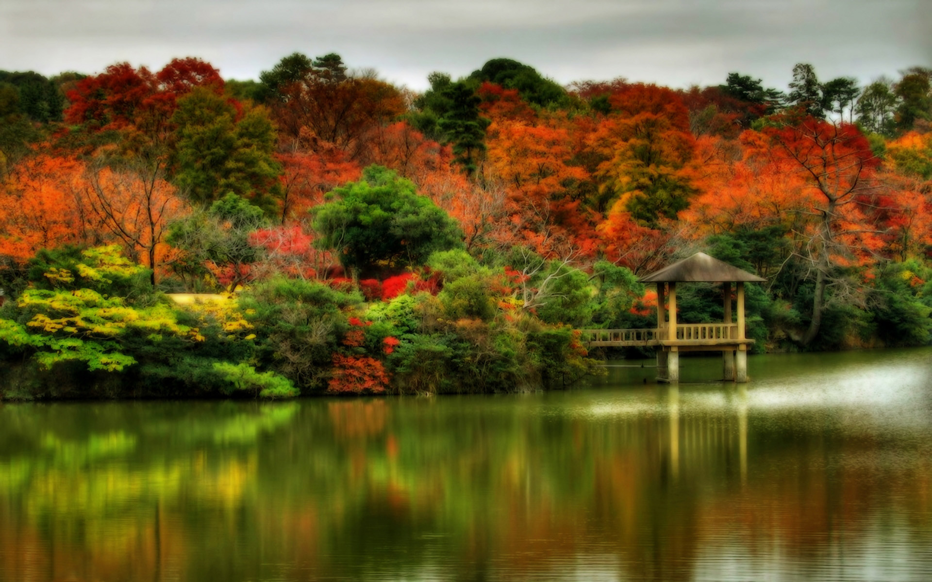 Beautiful Autumn Scenes Wallpapers, Wallpapers .