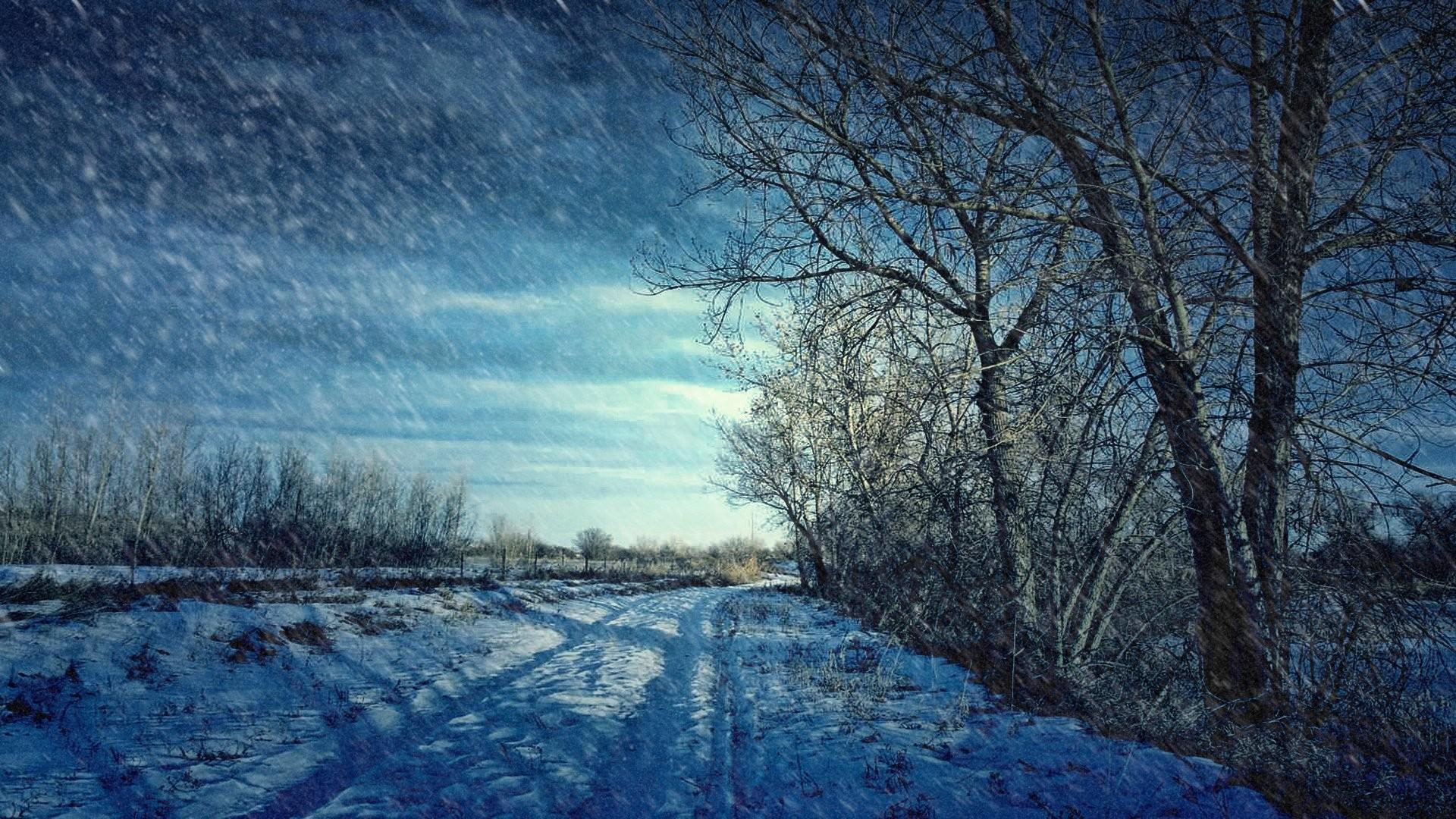 Winter Scenes Screensavers Free