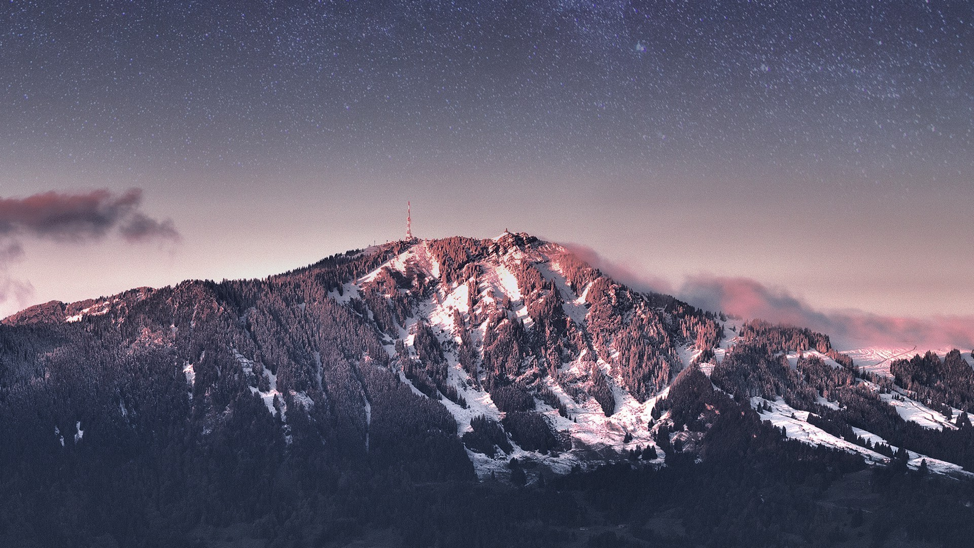 Night Mountain Wallpapers 1080p …