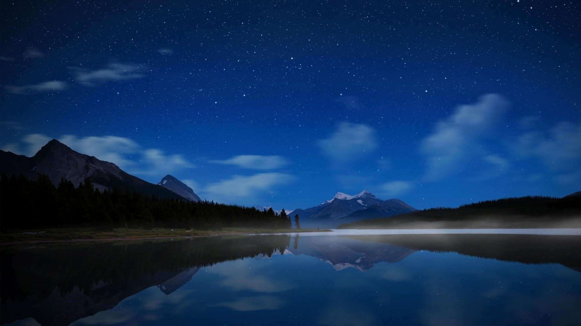 Mountain Night …