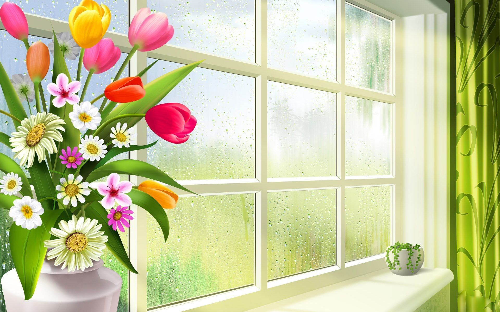 Gallery for – spring wallpaper computer background