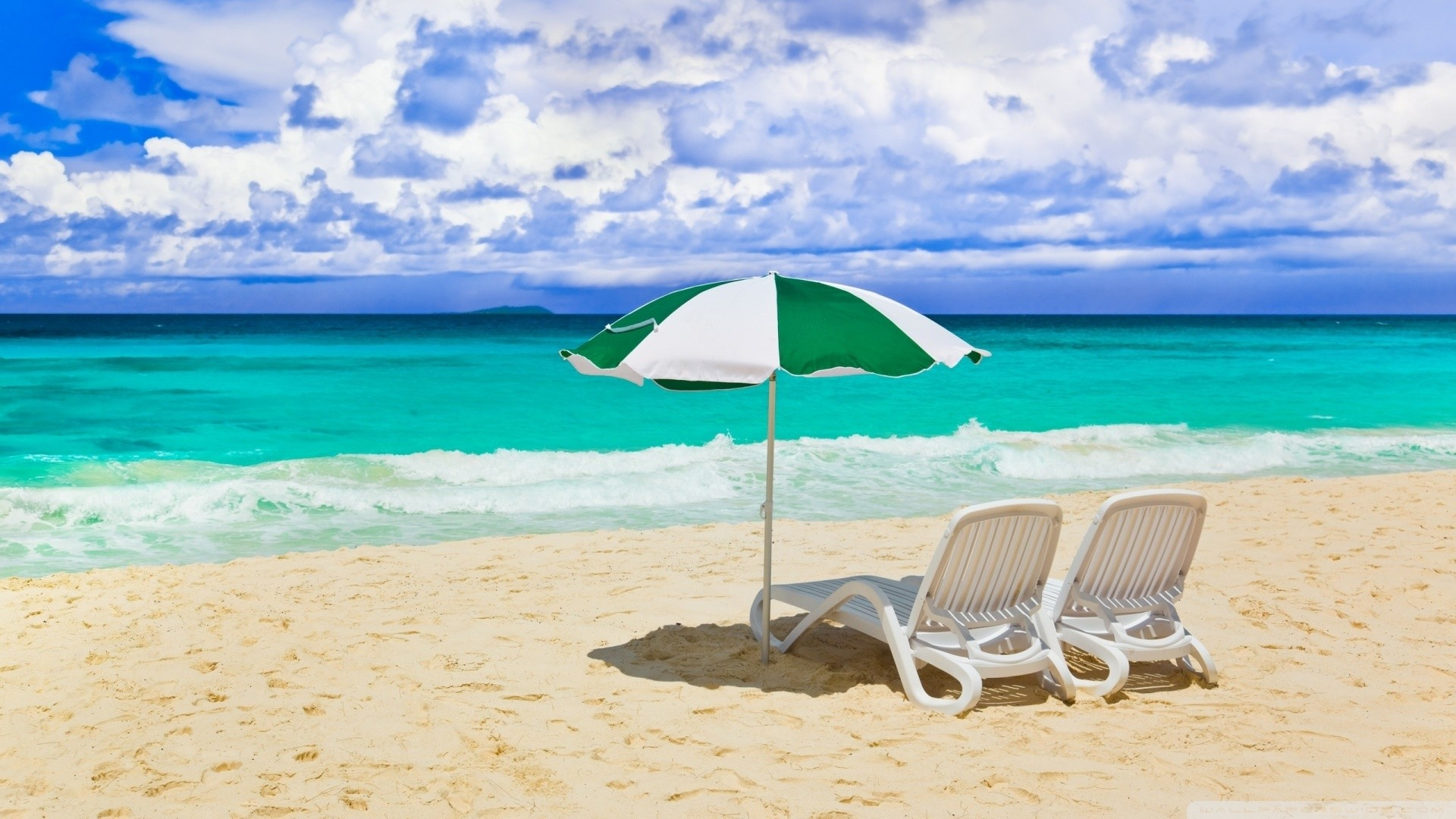 Sunny Beach Wallpapers High Quality Resolution