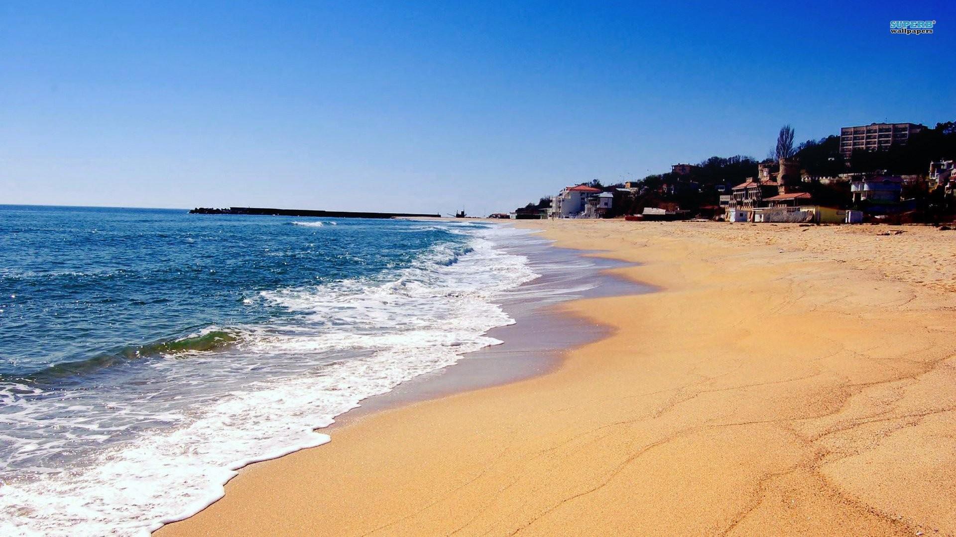 Bulgaria Beach …