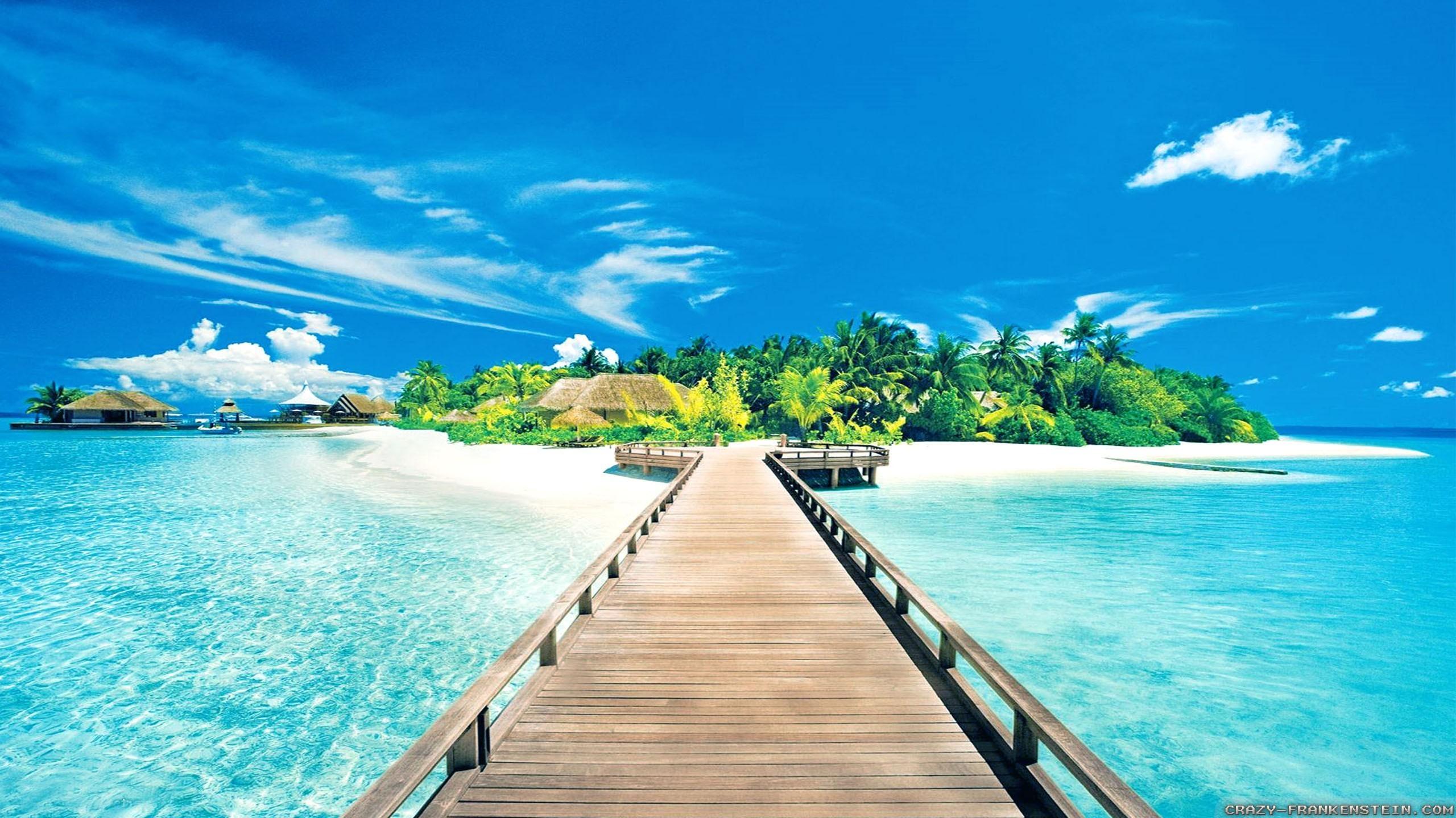 … sunny beach HD wallpaper · 1644461