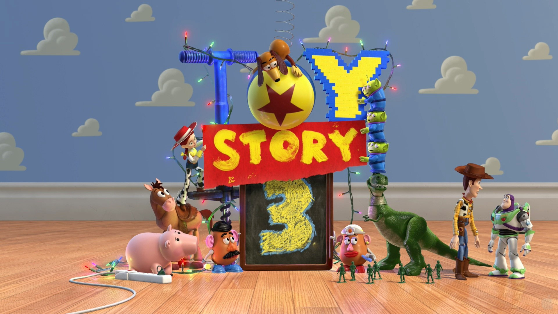 Toy story 1 2 3 wallpapers hd backgrounds