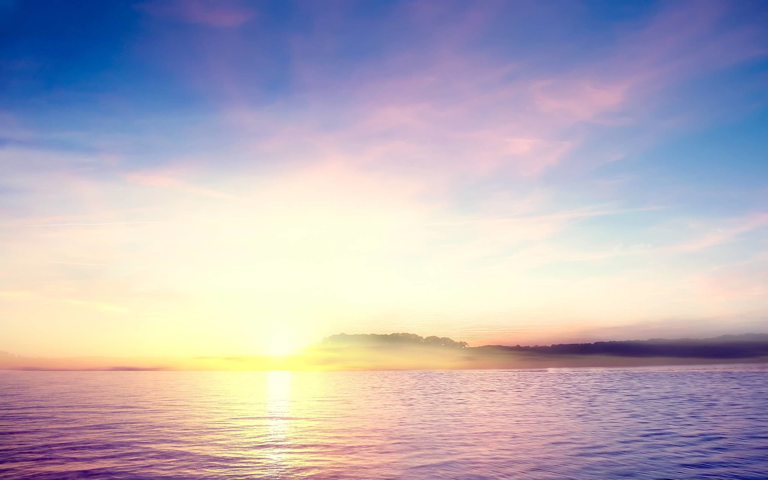 Tropical Island Sunset Wallpapers | HD Wallpapers