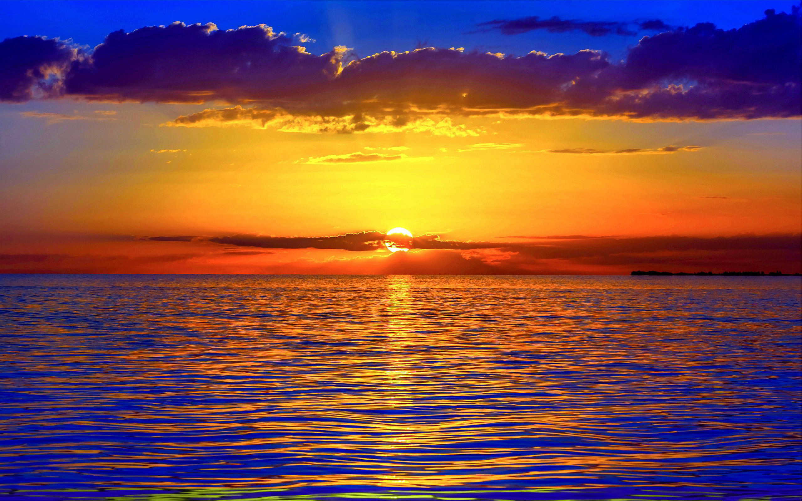 Only the best free ocean sunsets wallpapers you can find online! Ocean  sunsets wallpapers and background images for desktop, iPhone, Android and  any screen …