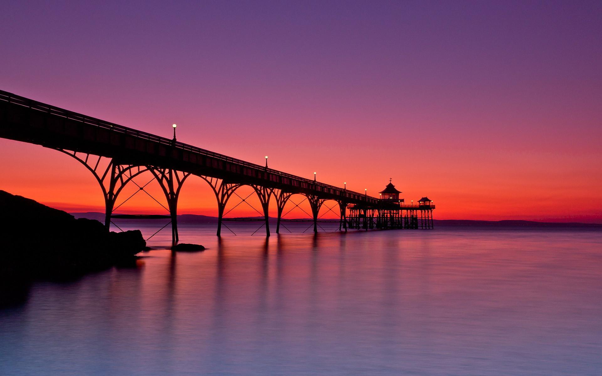 sunset background. Â«Â«