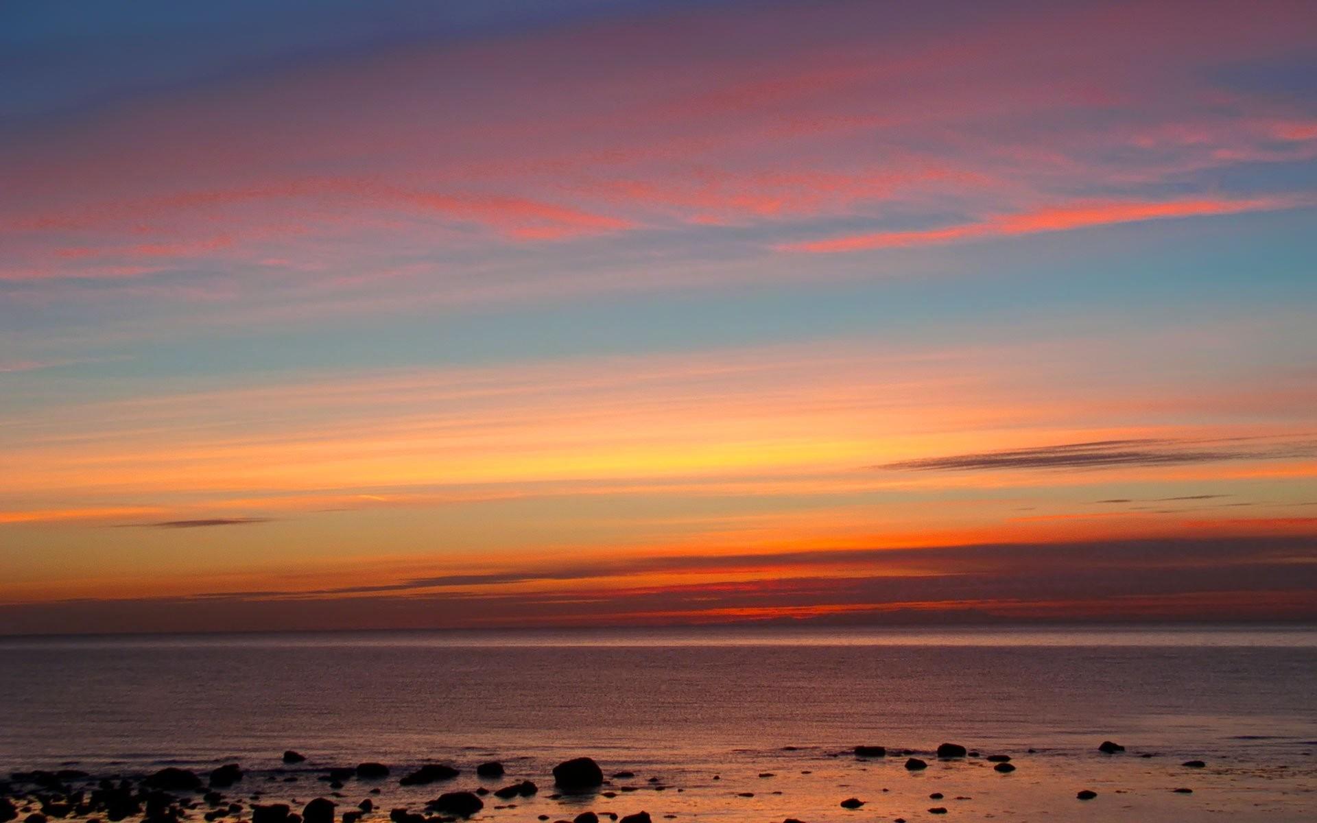 Sunset Background 273994