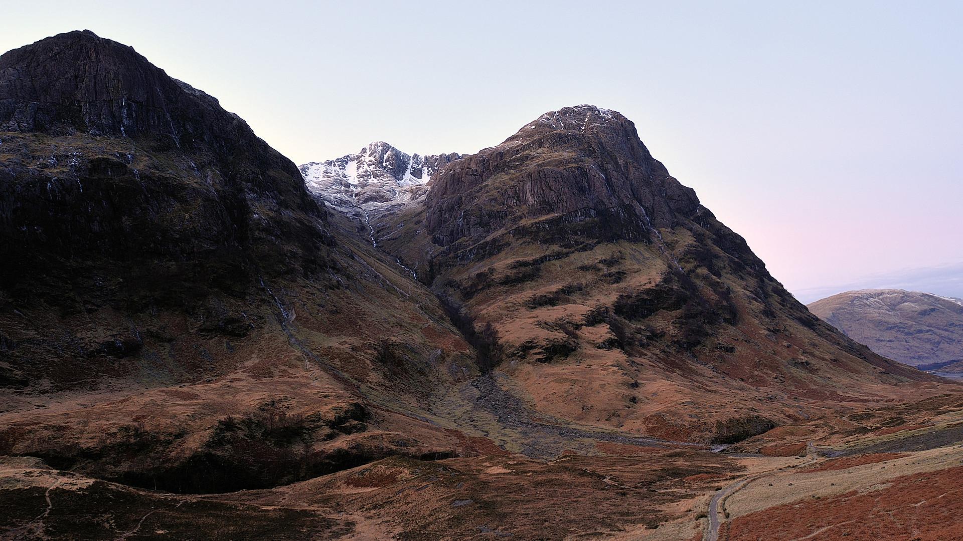 Cool Mountain HD Wallpaper – Mountains Widescreen HD Wallpapers .