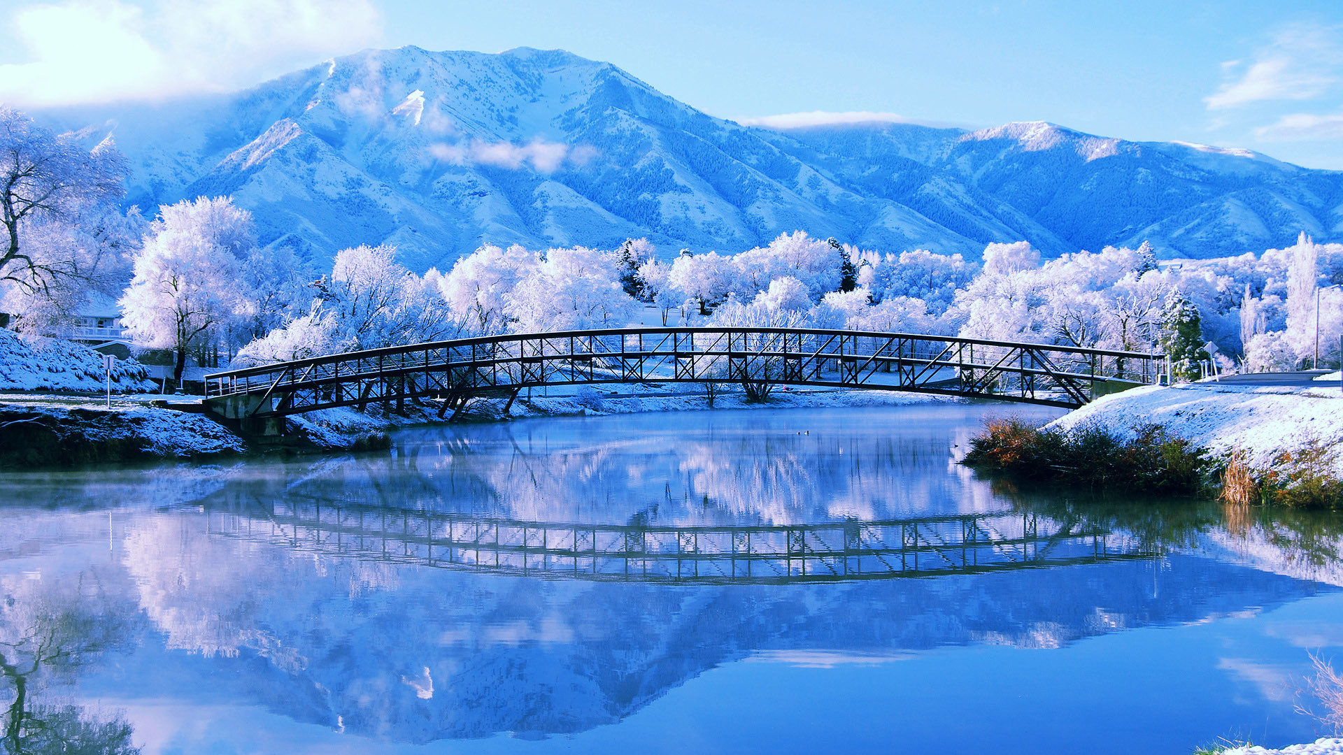 We have collected some beautiful Winter Scenery Wallpapers to add beauty of  winter on your desktop or make winter PowerPoint or PowerPoint-based  video/DVD …