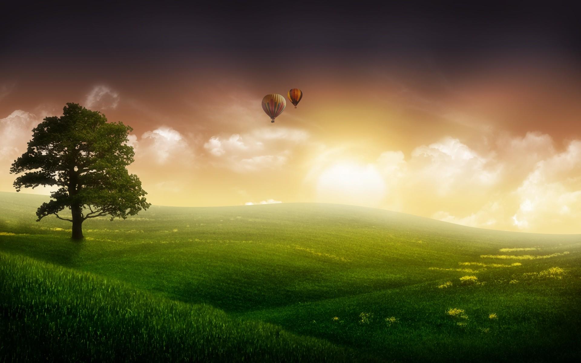 Nature Balloon Ride