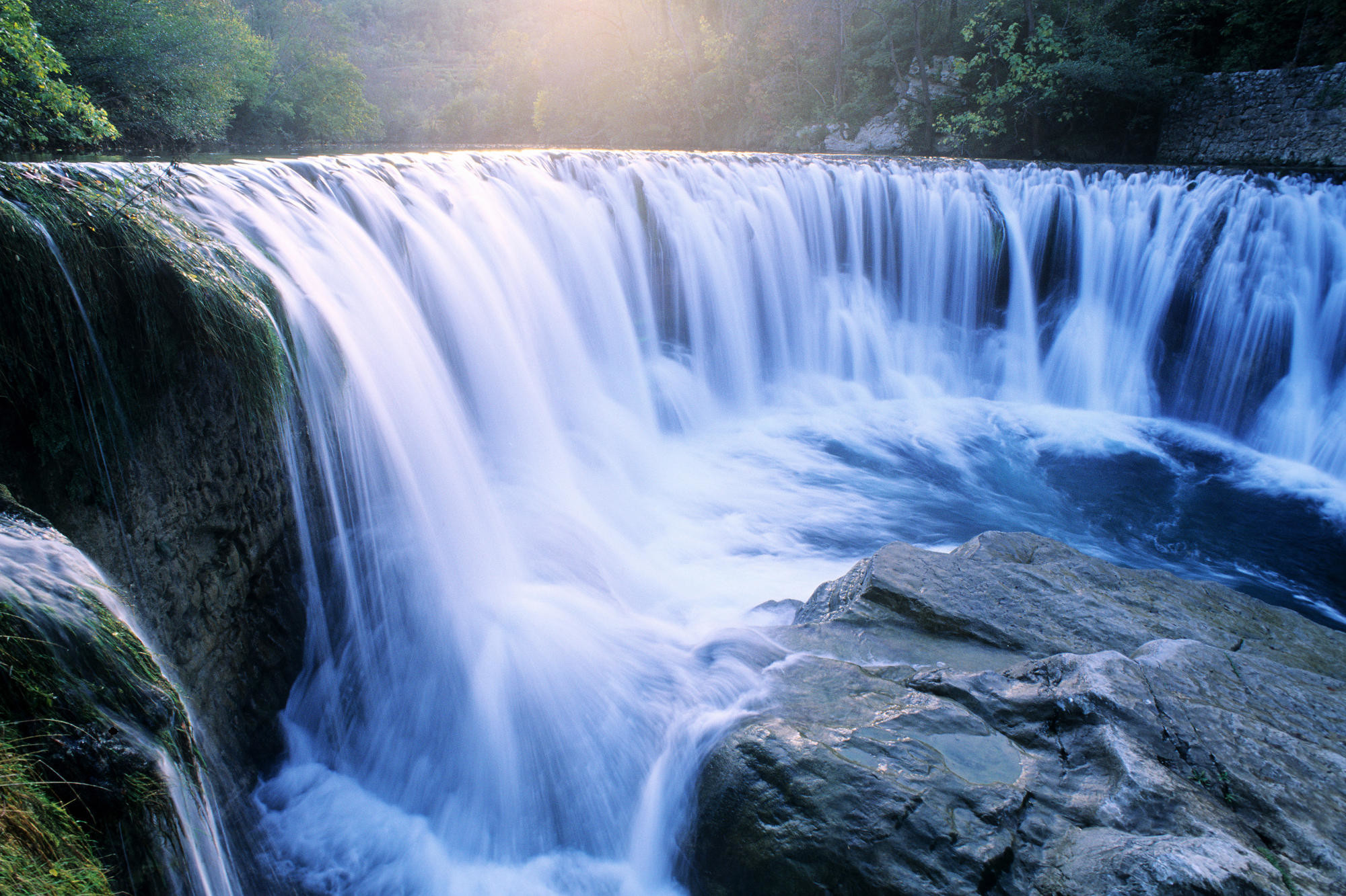 Hope you like this beautiful waterfall nature background, enjoy this hq  wallpaper!