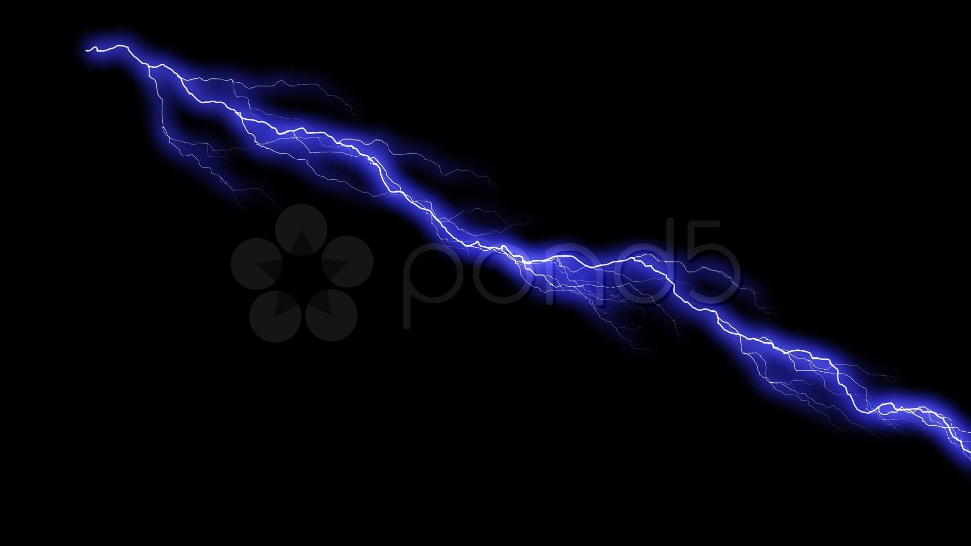 For Blue Lightning Bolt Blue Lightning Bolt