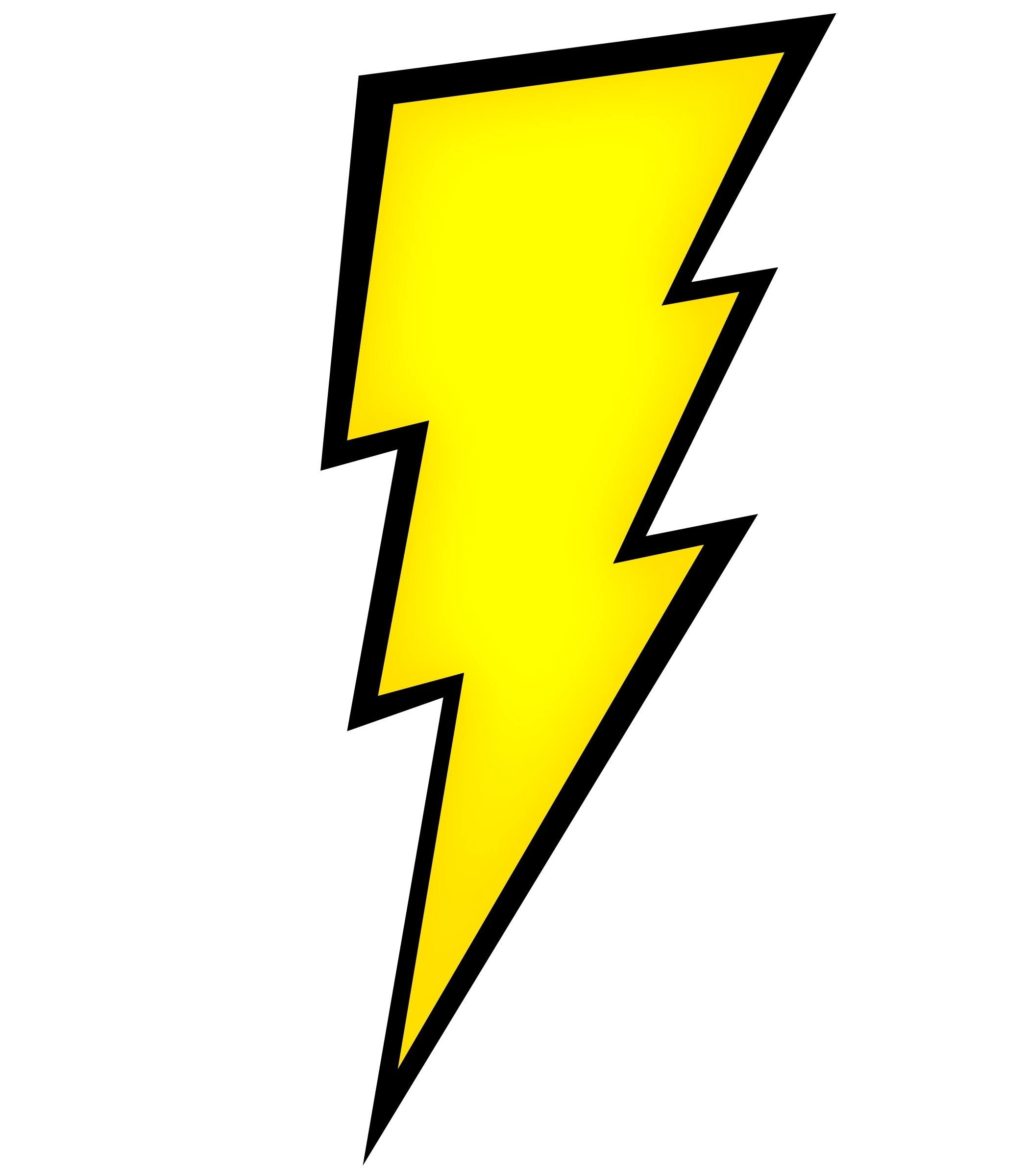 pin Background clipart lightning #11