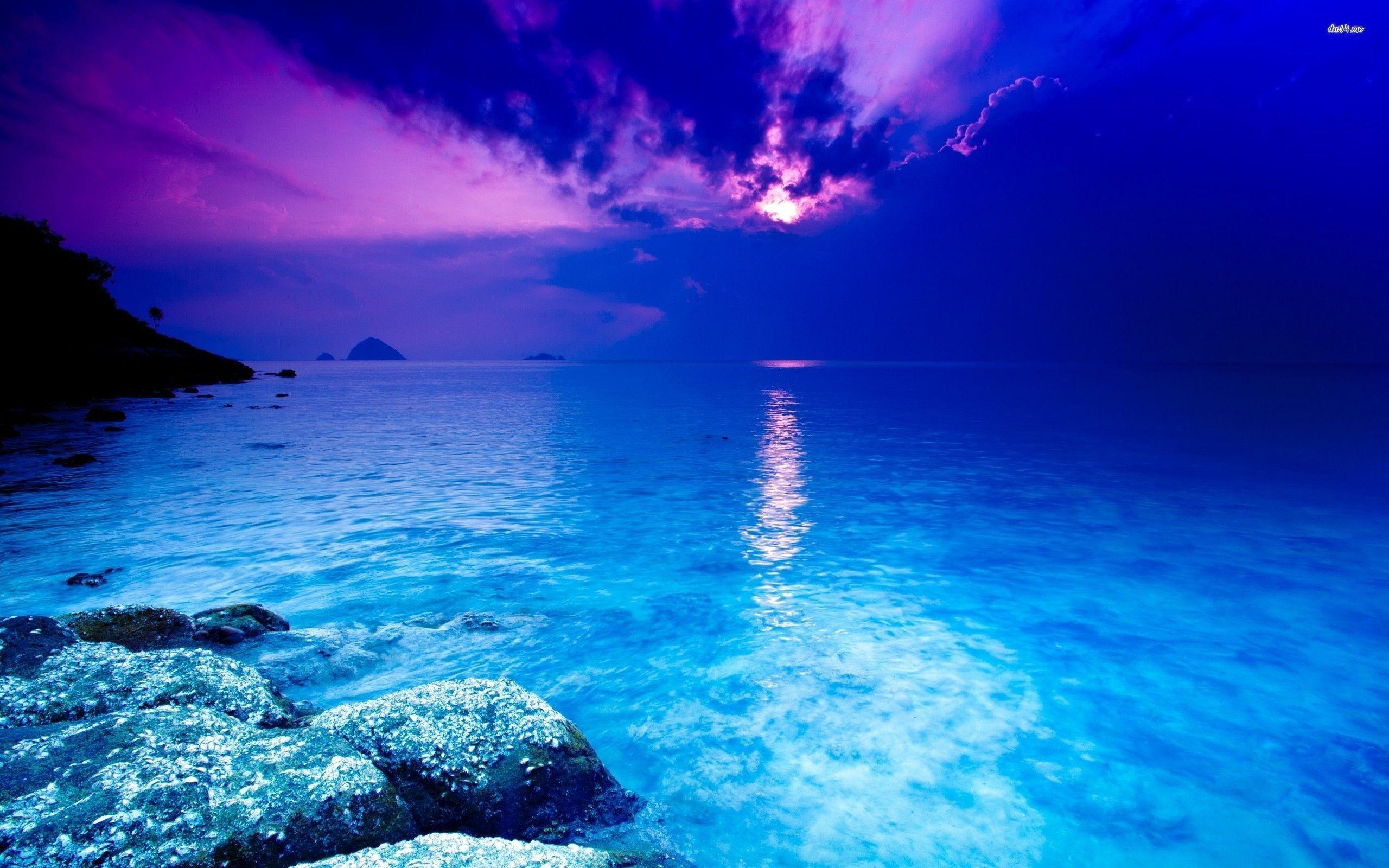 beautiful ocean hd wallpaper