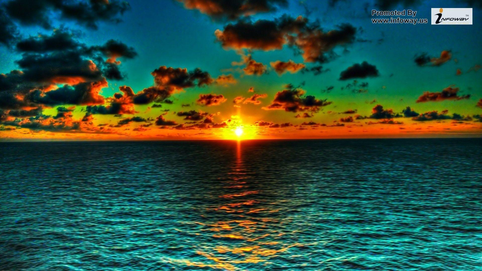 nature, ocean, beautiful, wallpapers, high, resolution, wallpaper .