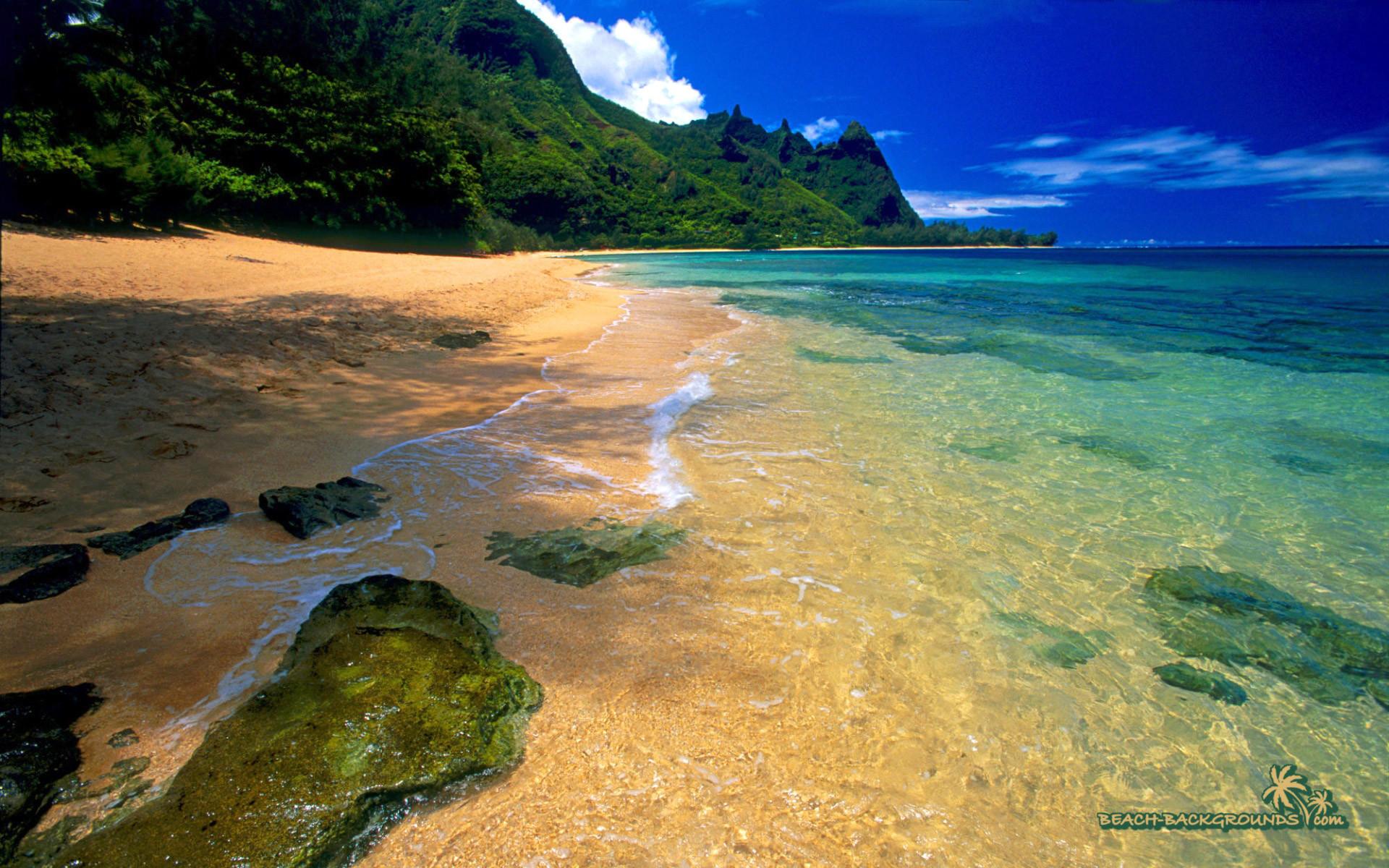 Beautiful Ocean Wallpaper HD   Freetopwallpaper.com