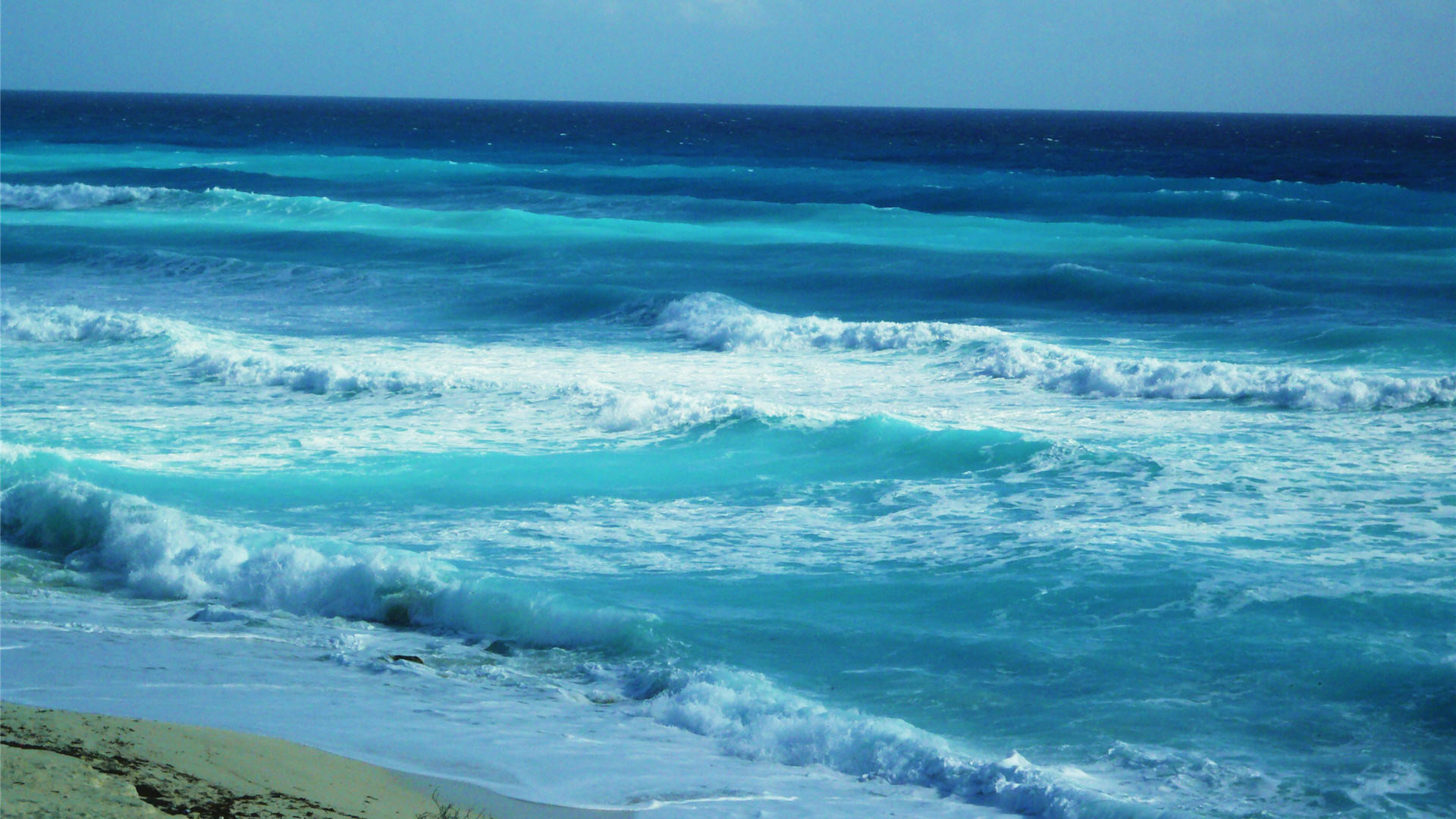 waves crystal ocean wallpaper which is under the ocean wallpapers .
