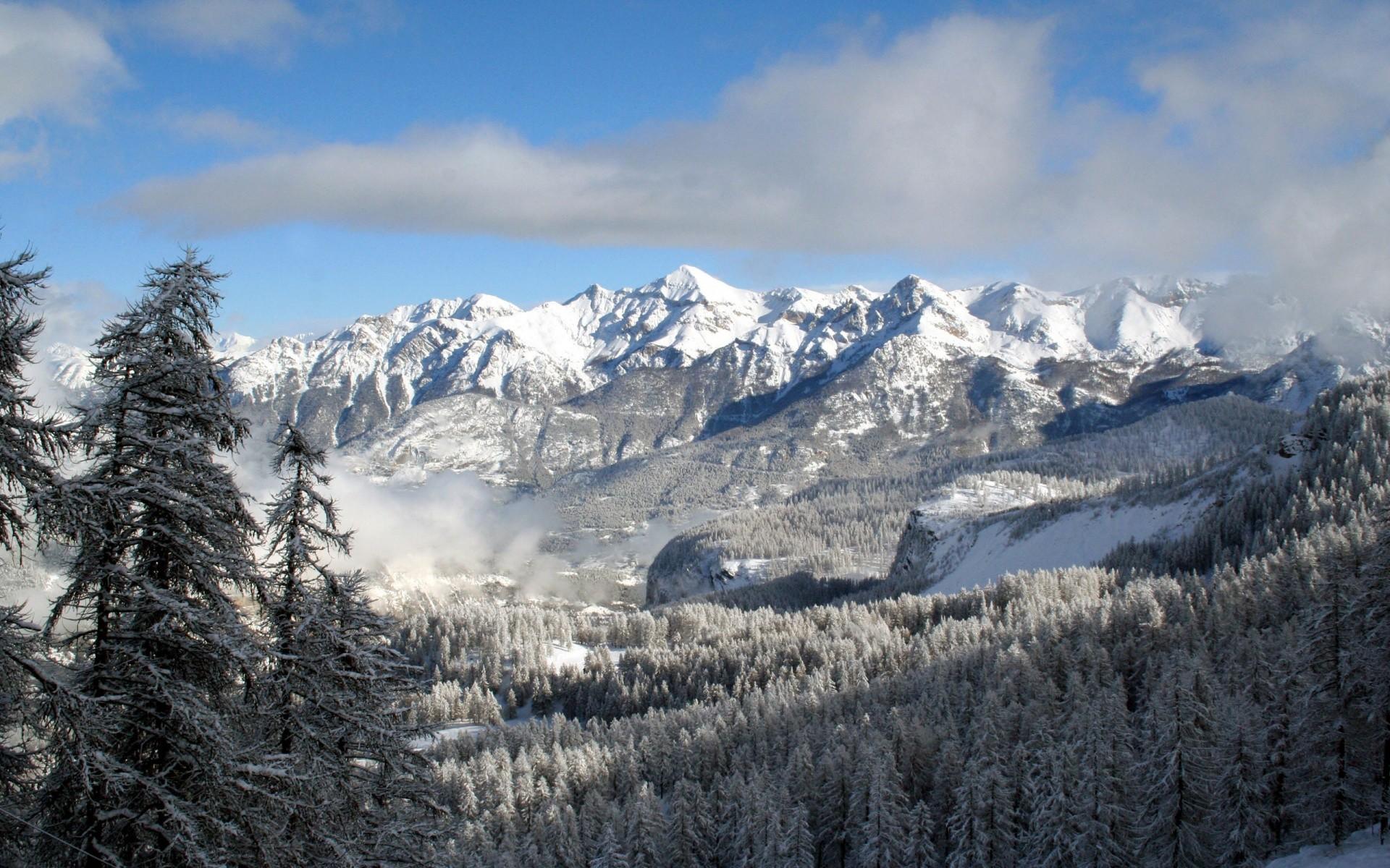 Winter Mountain Wallpaper 29605