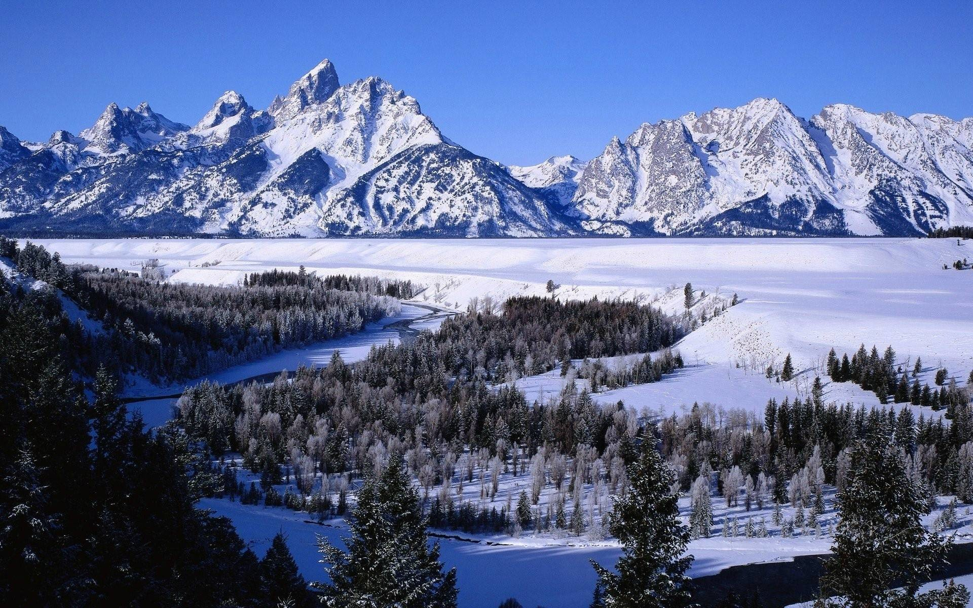 Snowy Mountains Winter Activities #11097 Wallpaper   Wallpaper hd