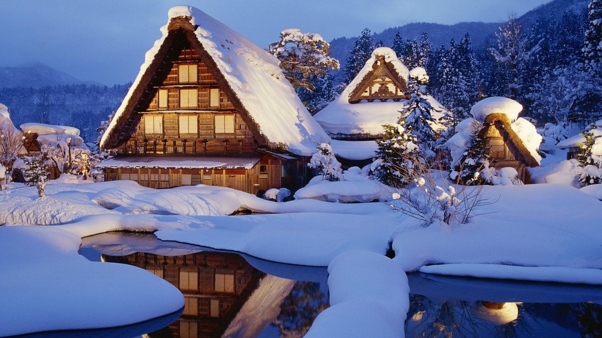 Japan Winter …