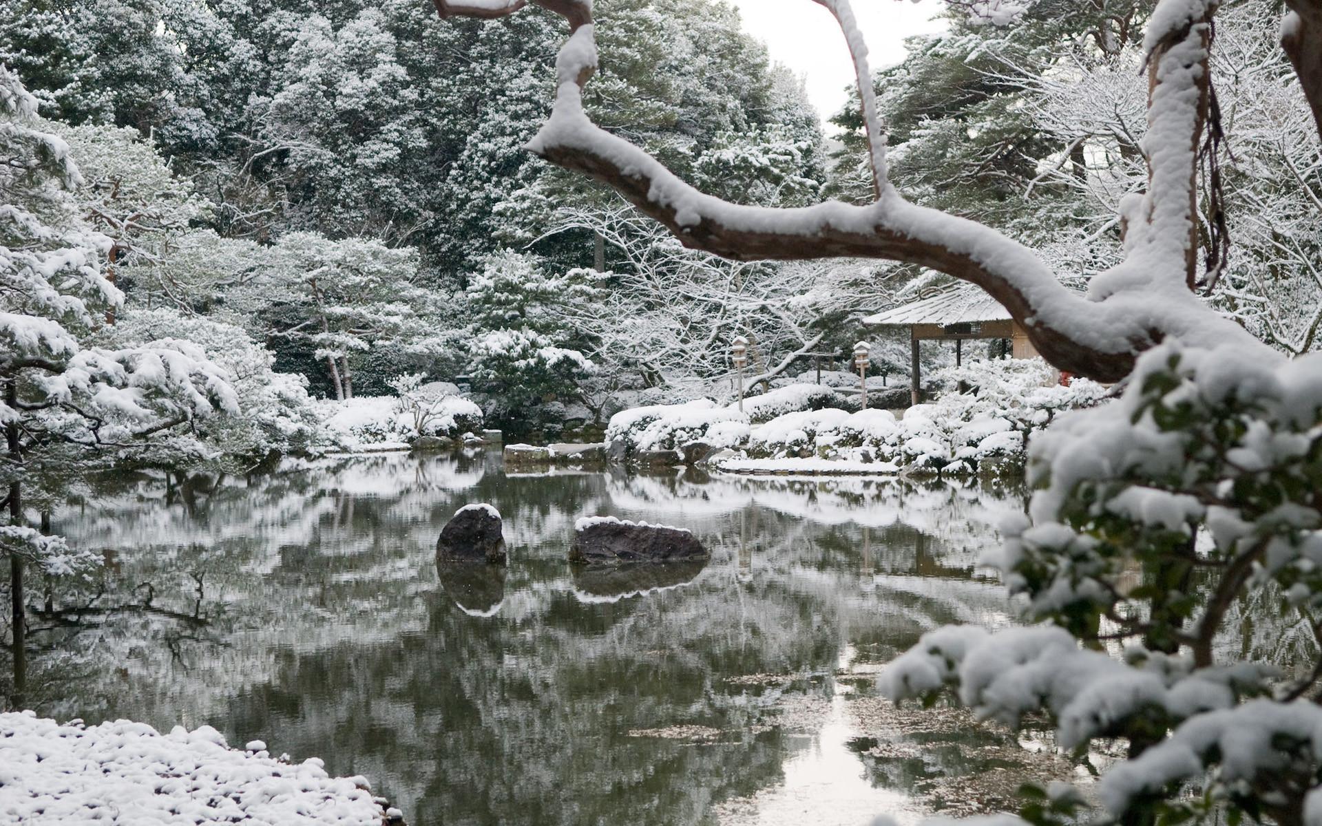 Japan Winter Desktop Background. Download …