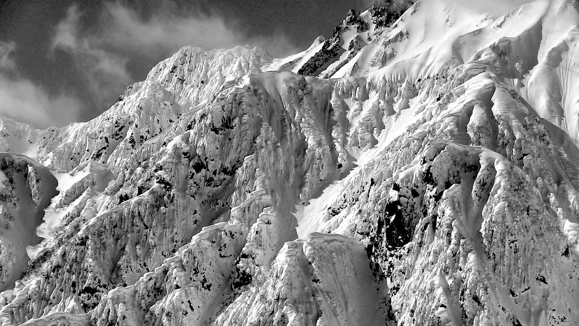 The mountains of Hakuba, Japan are for real. photo: miles clark/snowbrains