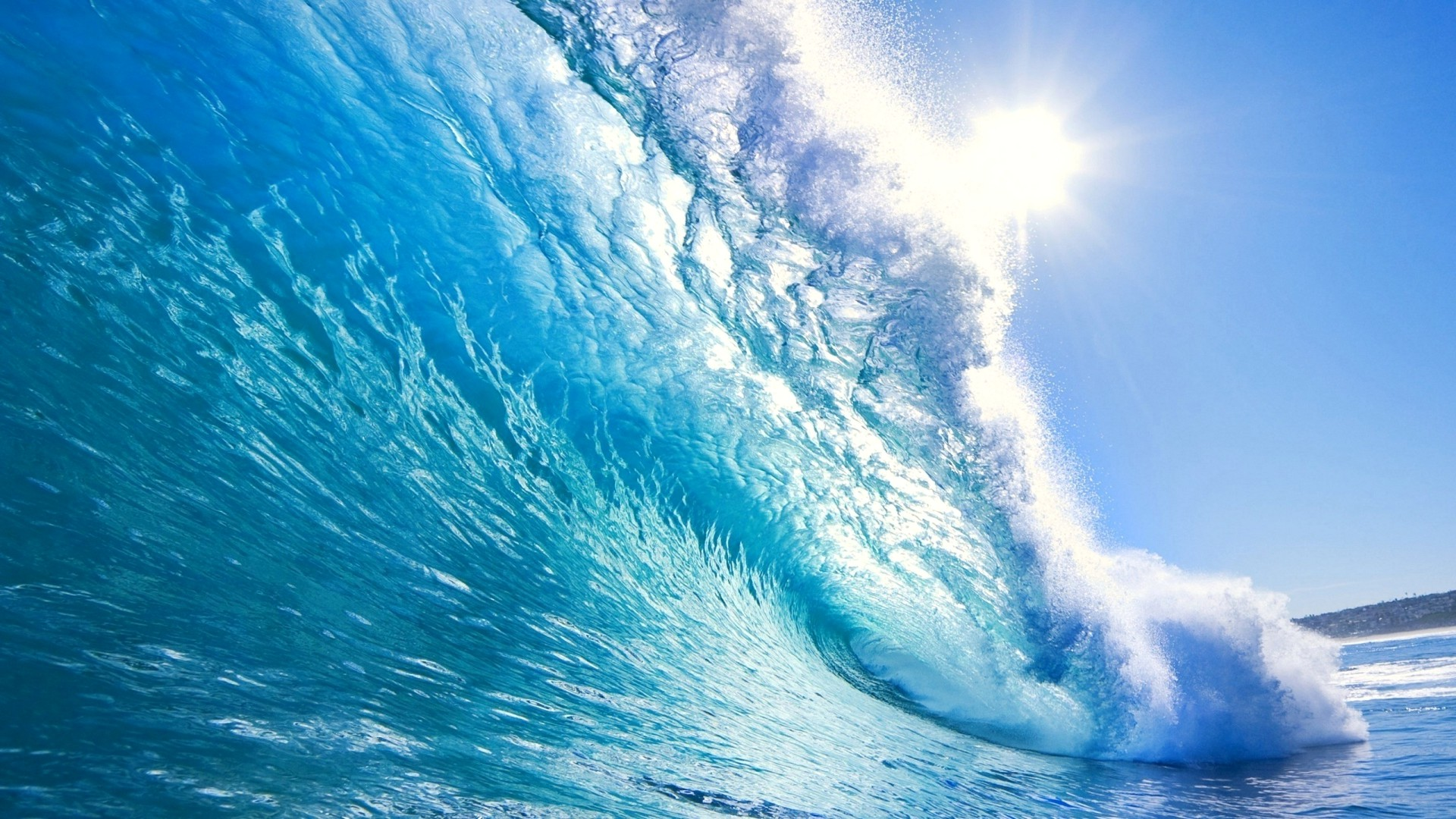 Beautiful Sea Wallpaper HD   Freetopwallpaper.com