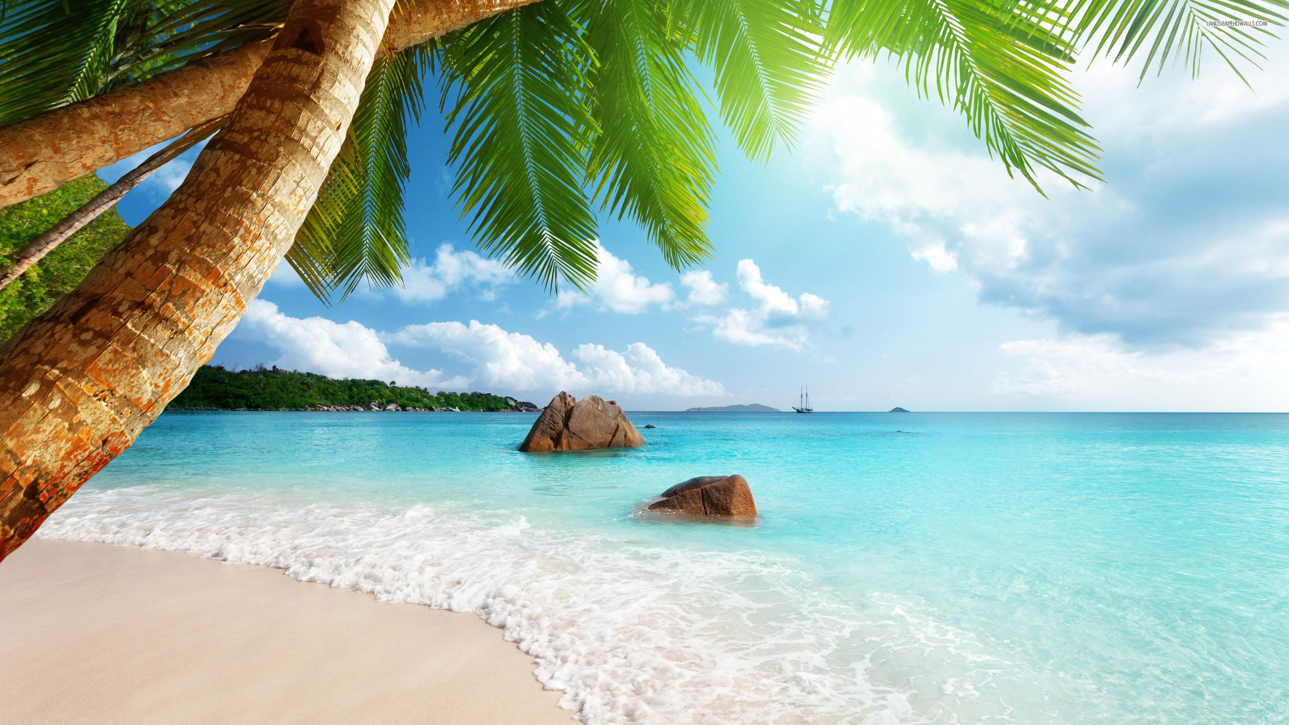 Beautiful Beach Wallpaper. Â«