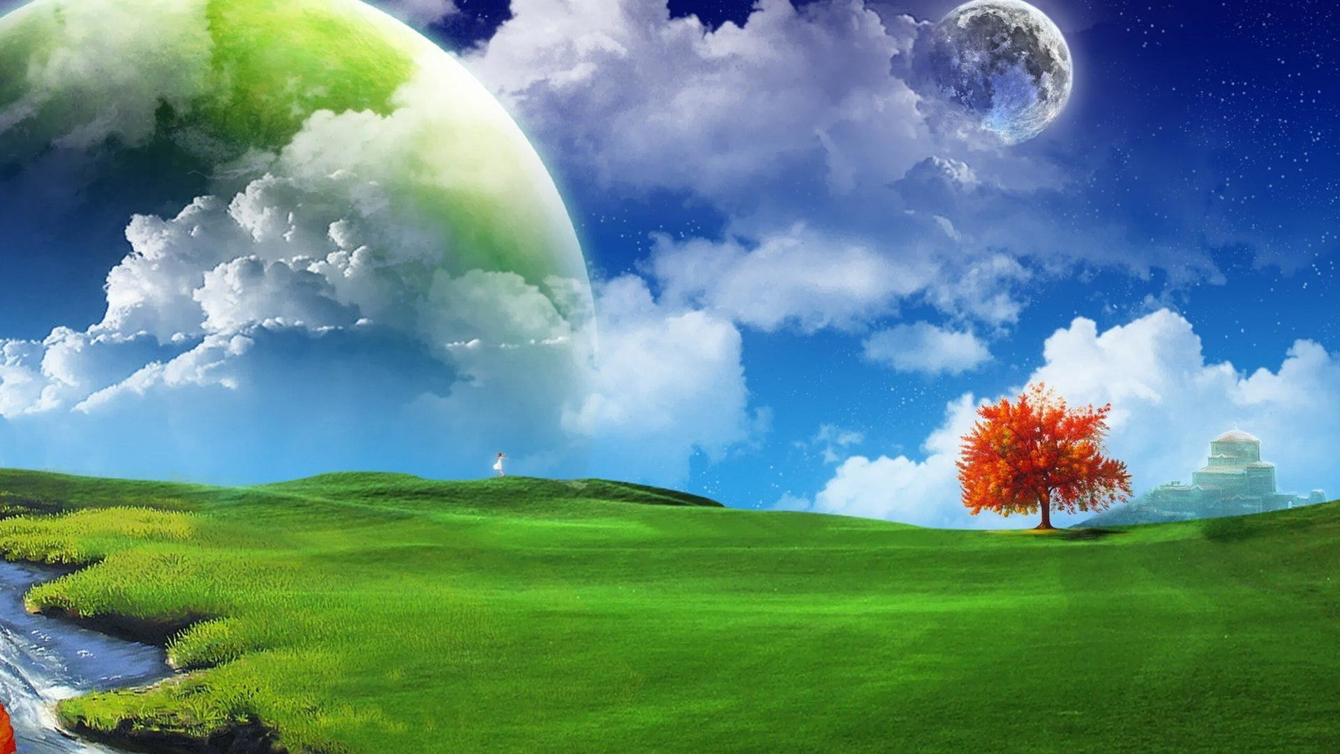 Free Beautiful HD d Nature Wallpaper For Computer and Smartphone Nature  Wallpapers HD Desktop Wallpapers)