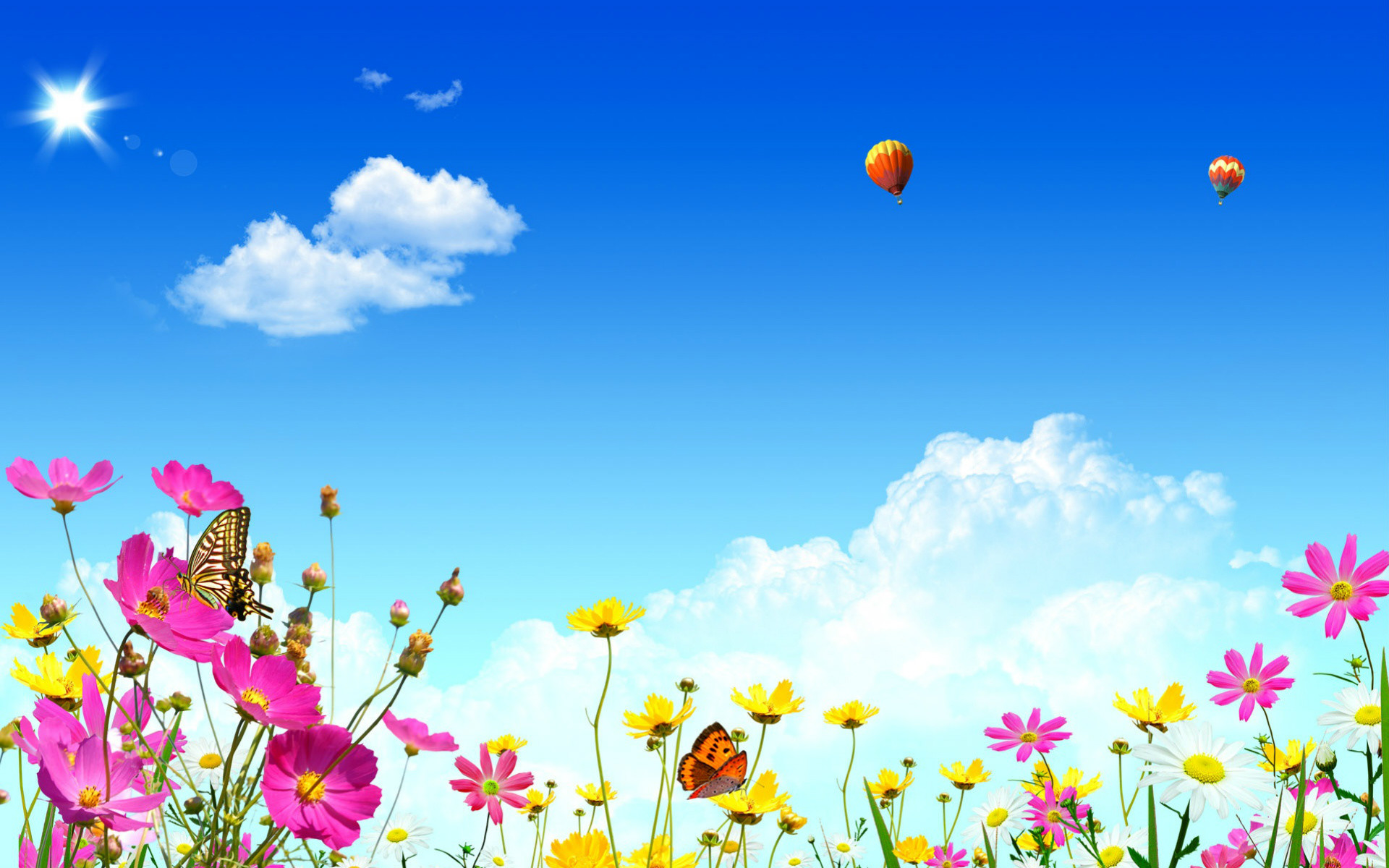 free spring desktop backgrounds which is under the spring wallpapers .