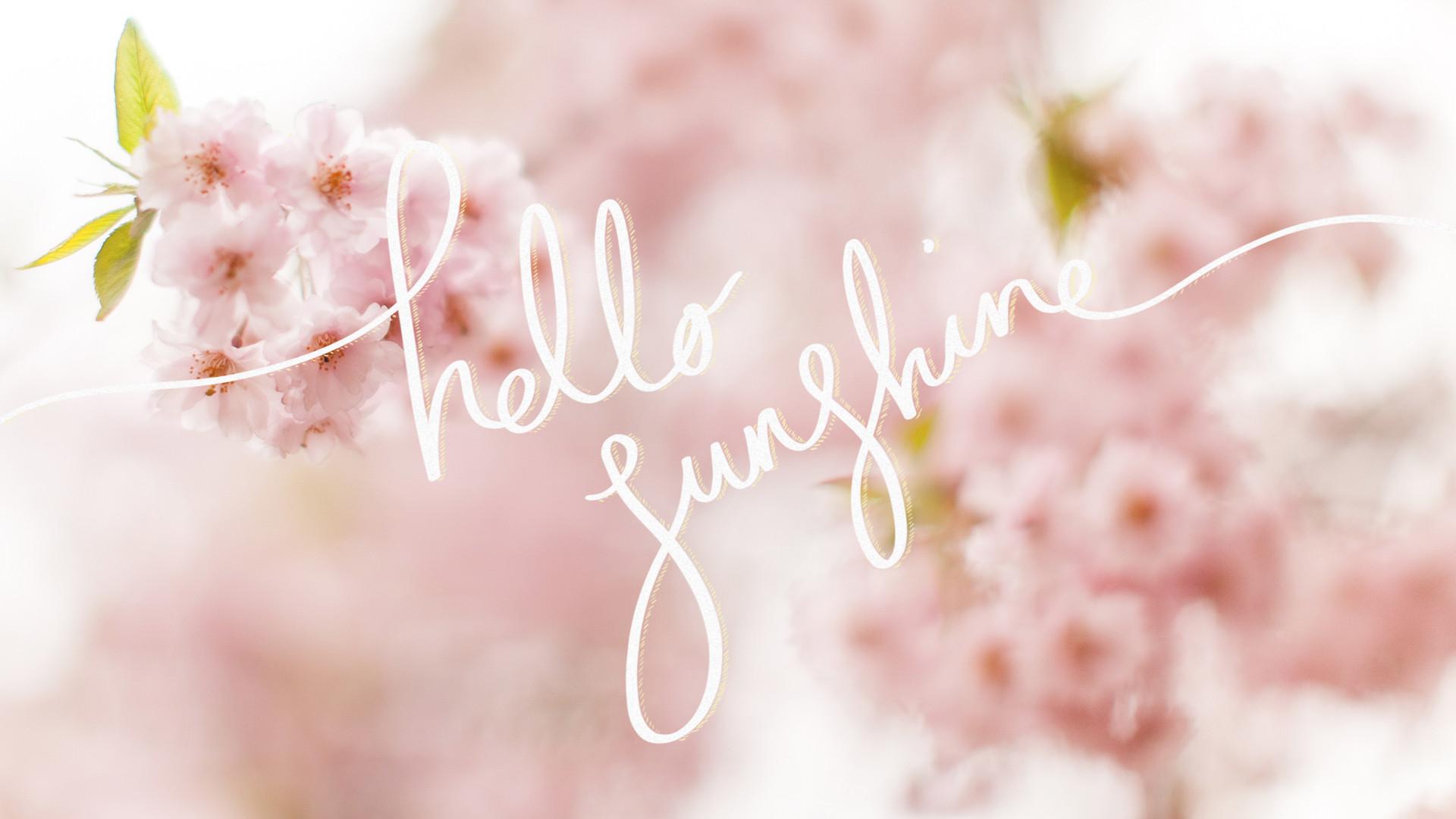 16978556848_e27333d4c4_o.jpg 1,920×1,080 pixels   Desktop Wallpaper    Pinterest   Hello sunshine and Wallpaper