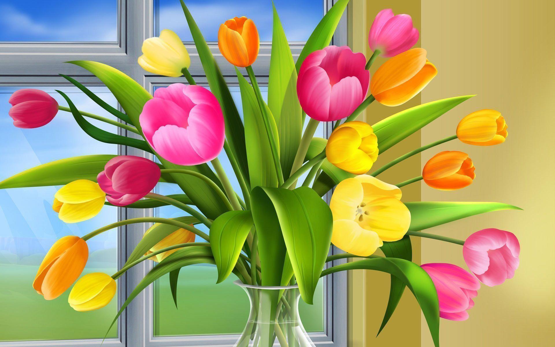 Spring Screensavers : Wallpapers Spring Desktop Gallery Windows .