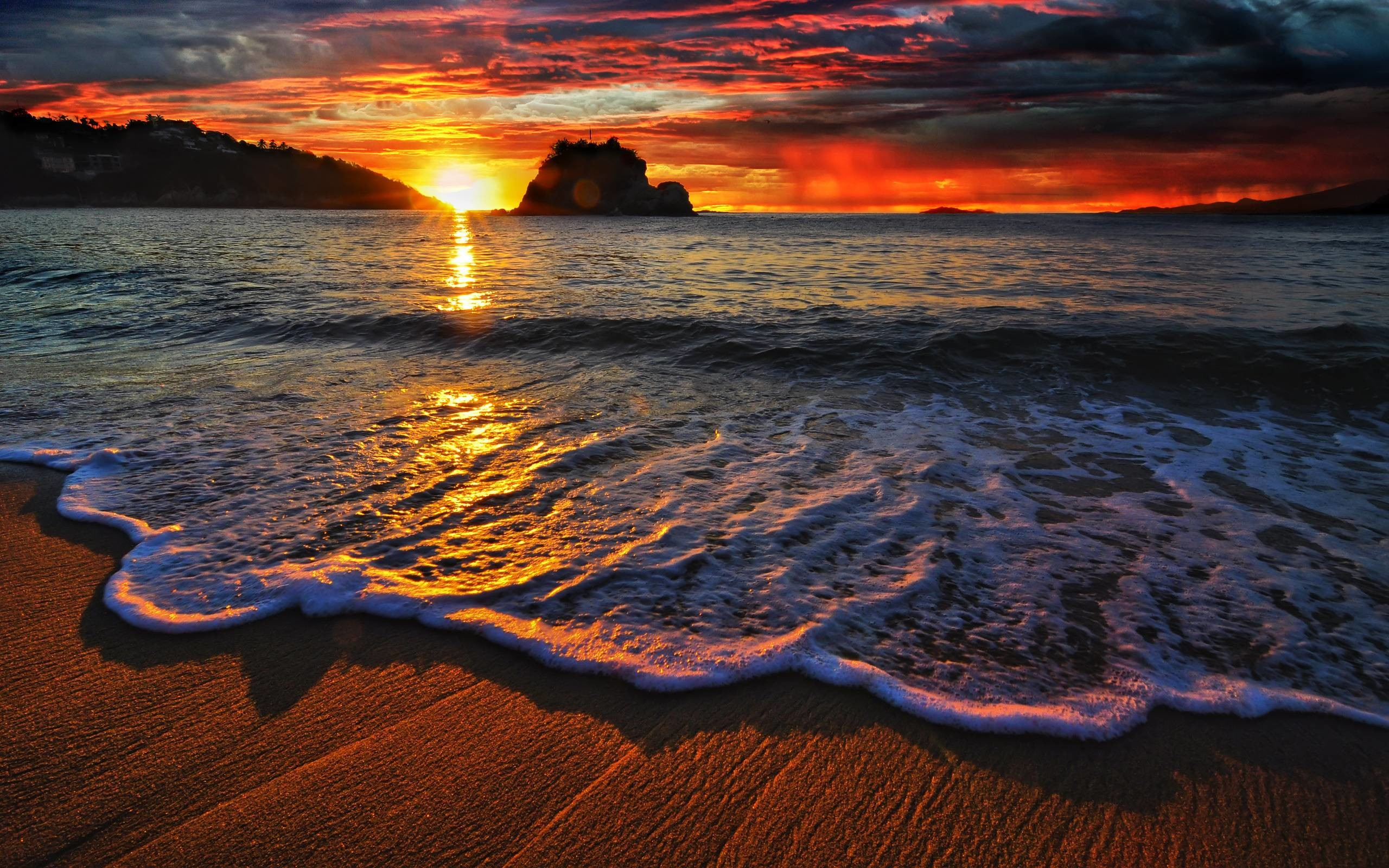 Amazing Sunset Wallpapers Hd Images 3 HD Wallpapers   Eakai.
