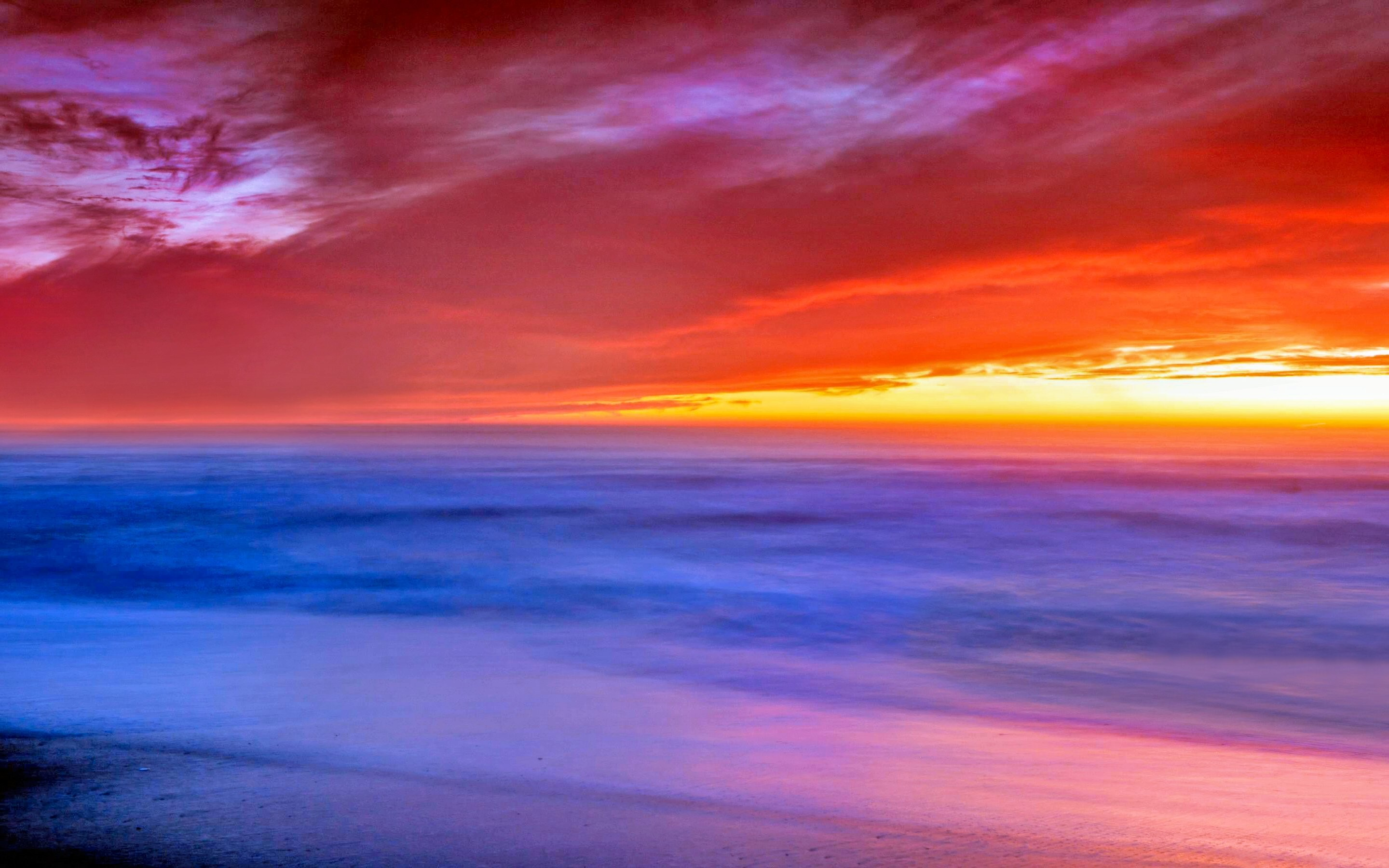 HD Wallpaper   Background ID:573667. Earth Sunset