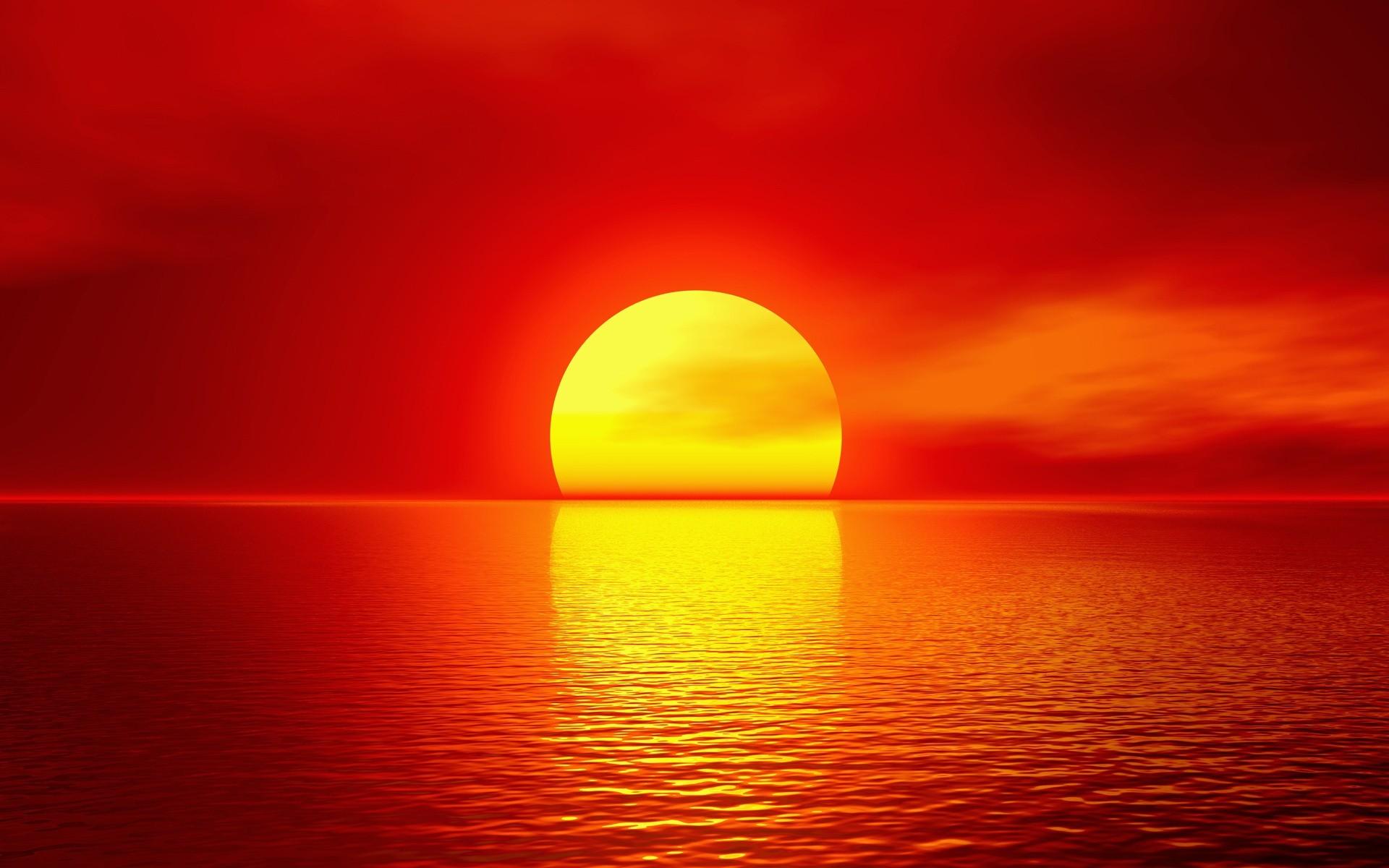 Golden Sunset HD Desktop Background wallpaper free   Luna Sol Mar    Pinterest   Hd desktop and Desktop backgrounds