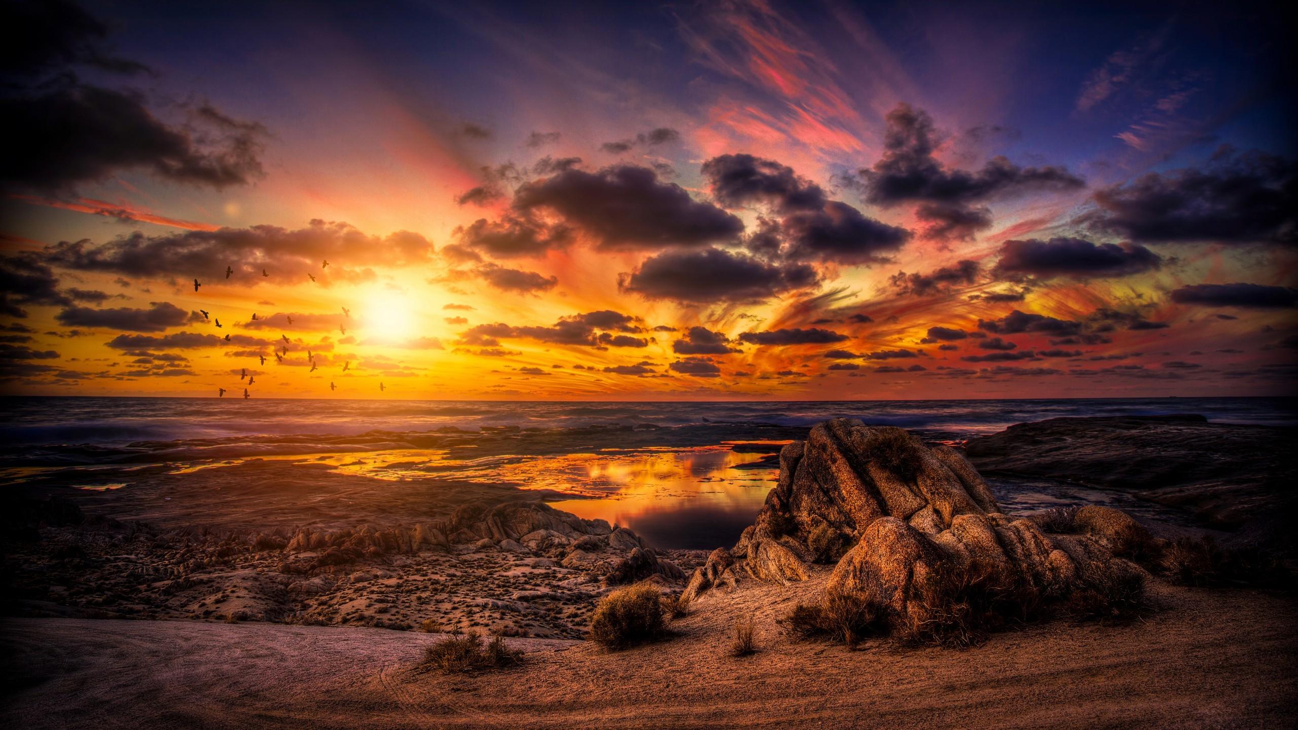 Nature / Sunset Wallpaper