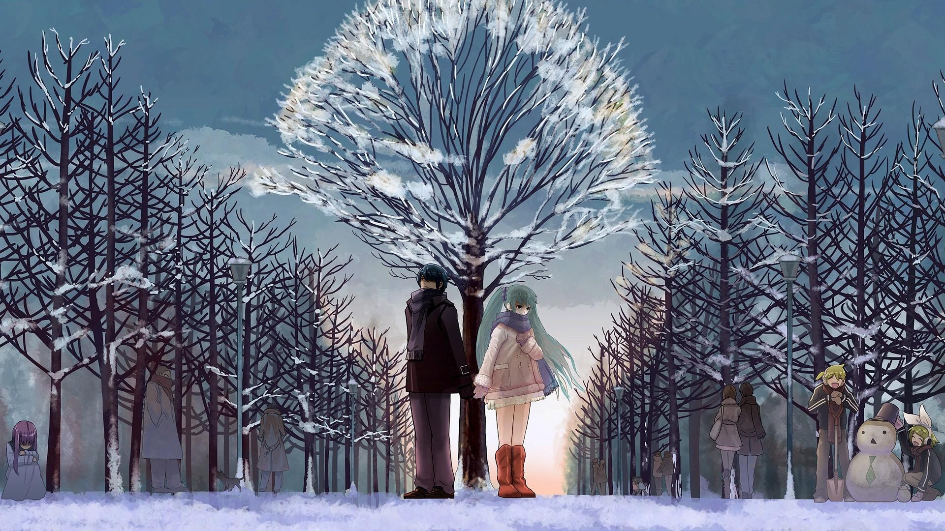 Sweet Anime Couples Wallpaper – Free Desktop Wallpapers, Wallpapers for  FREE in High Quality Resolutions