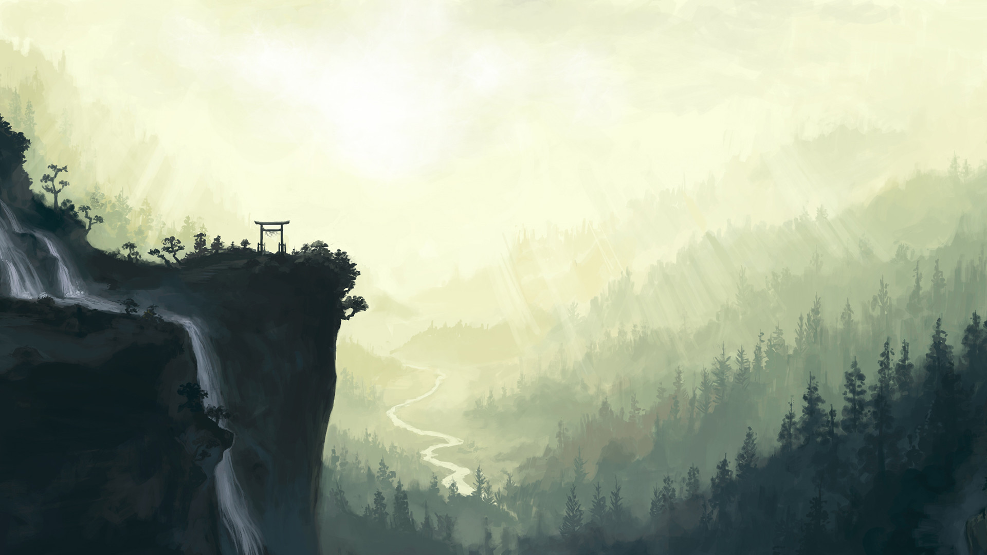 Anime Scenery Wallpaper Tumblr High Resolution …
