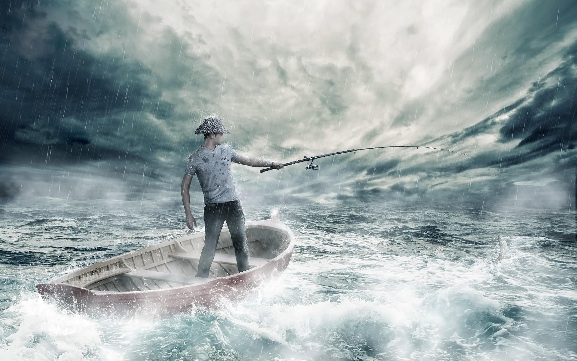 Stormy seas HD Wallpaper – New HD Wallpapers