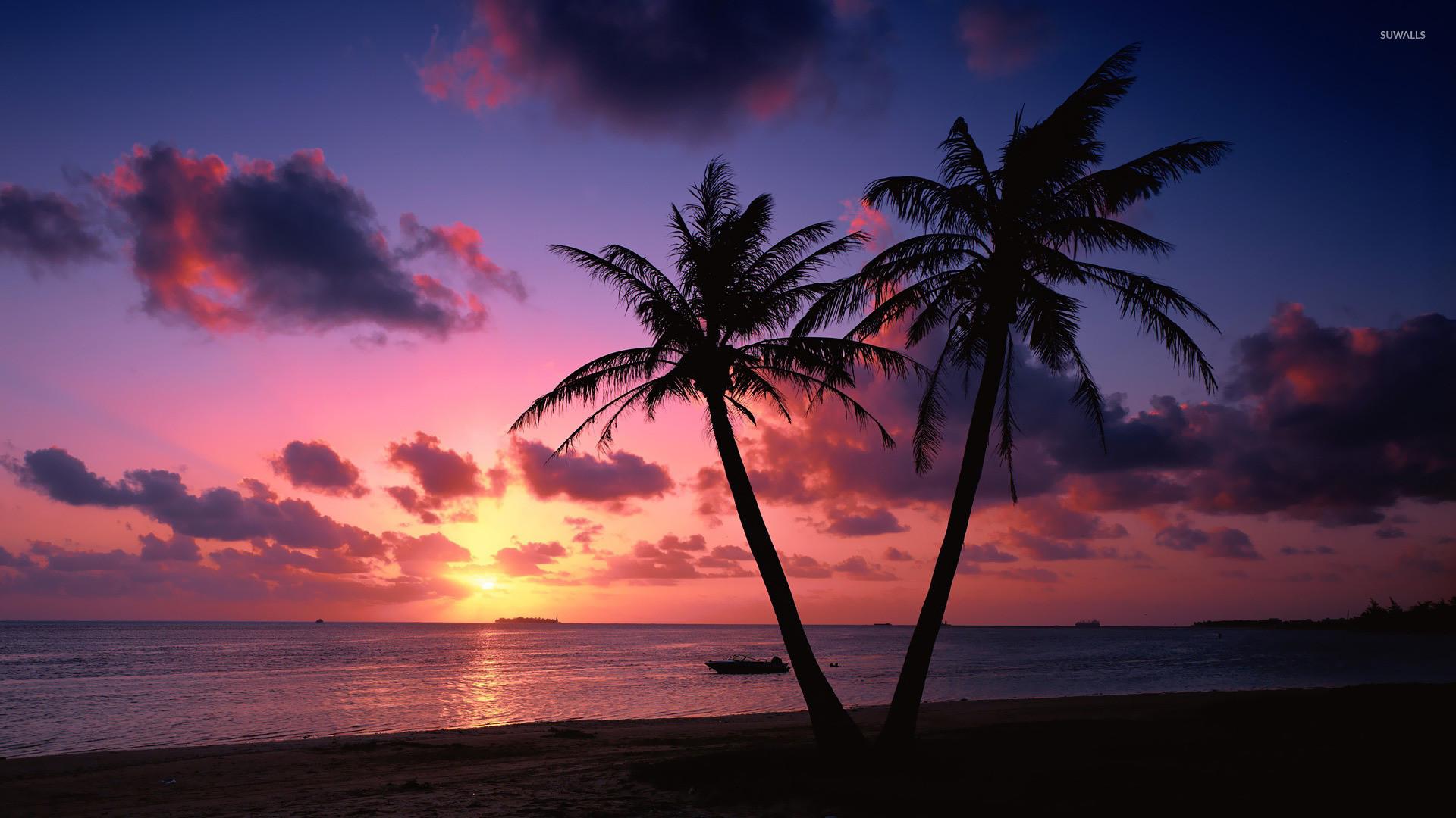 Sunset wallpaper jpg