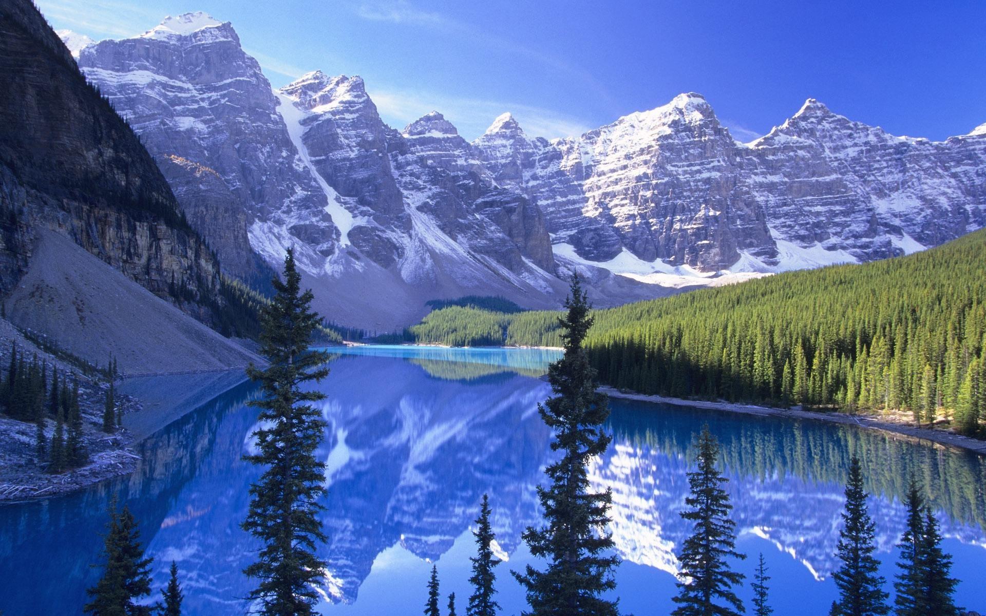 Snowy Mountains Wallpaper | Wallpaper Download