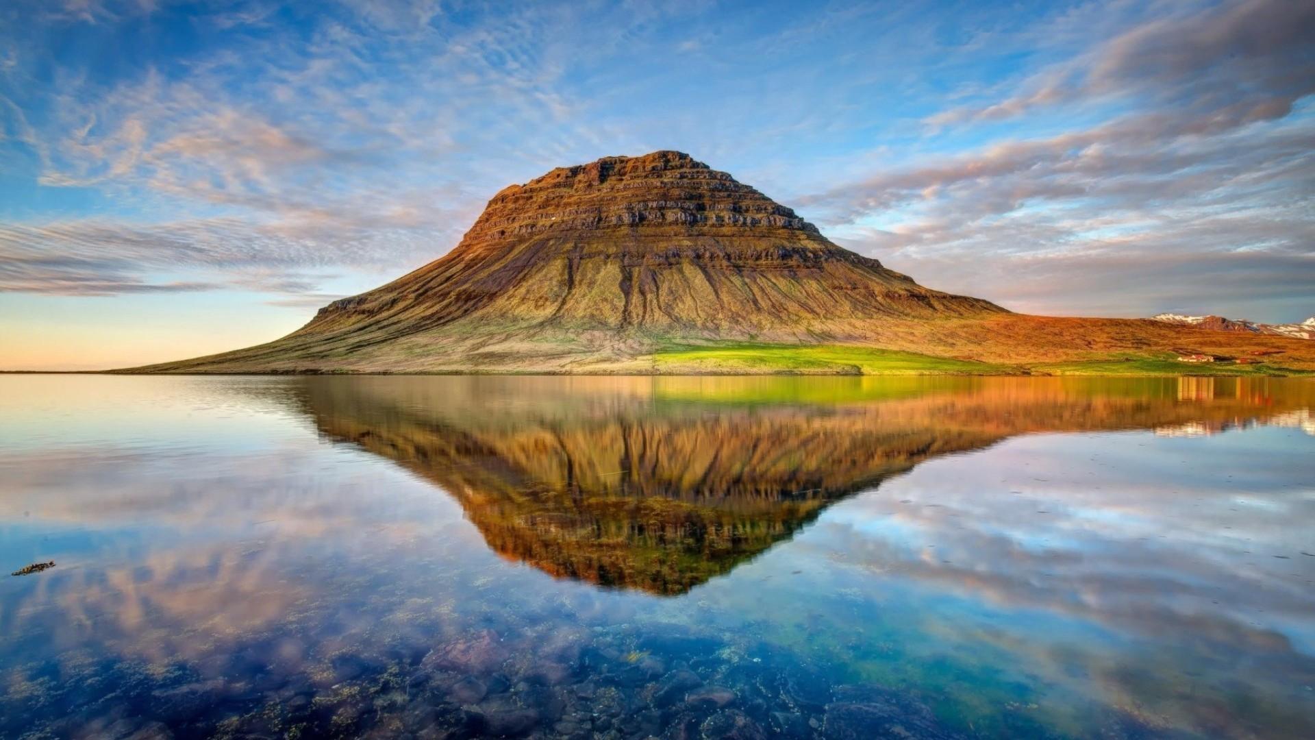 Iceland Landscape Beautiful Scenery Wallpaper