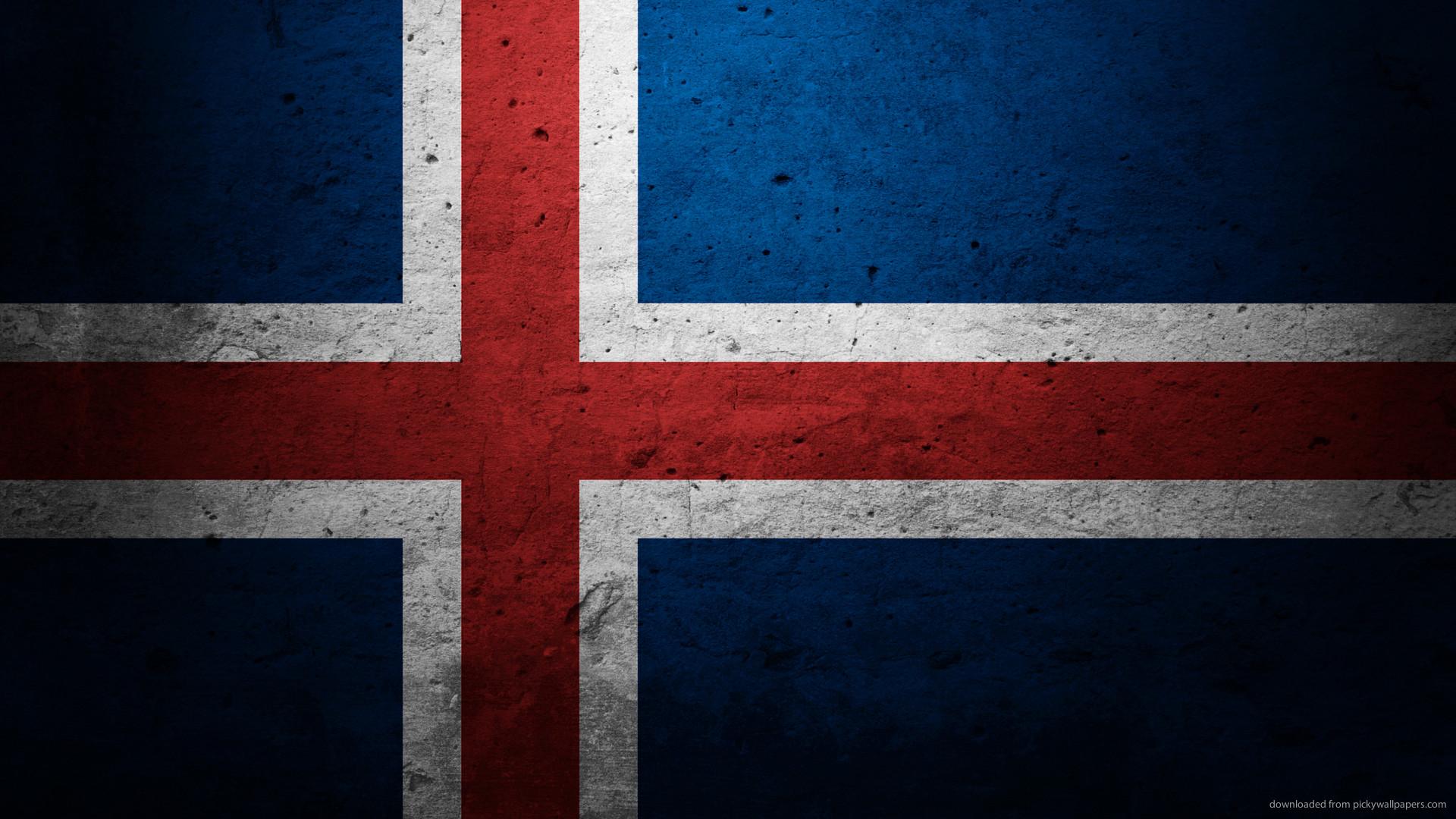 Iceland Flag for 1920×1080